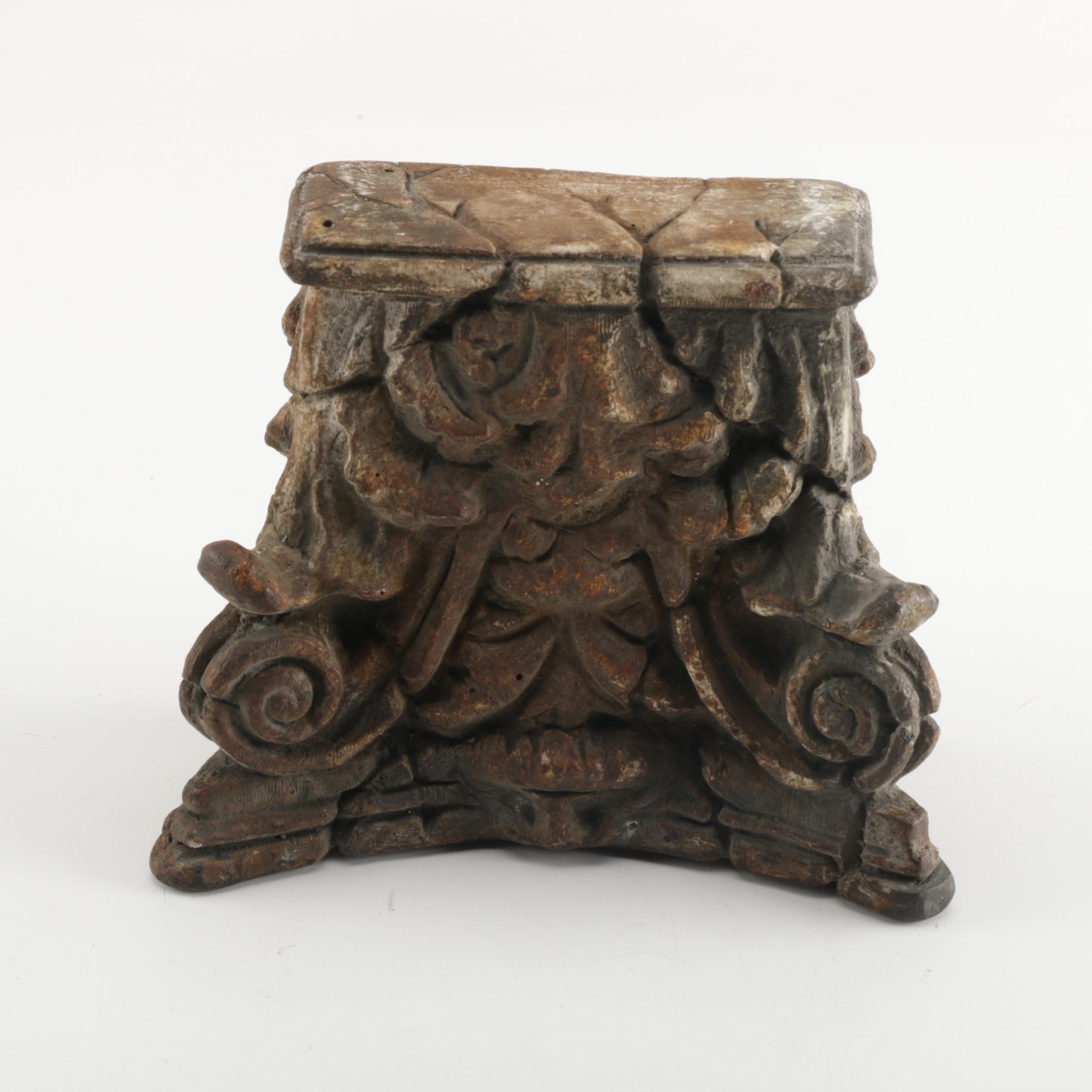 Attila's Reproduction Resin Sculpture