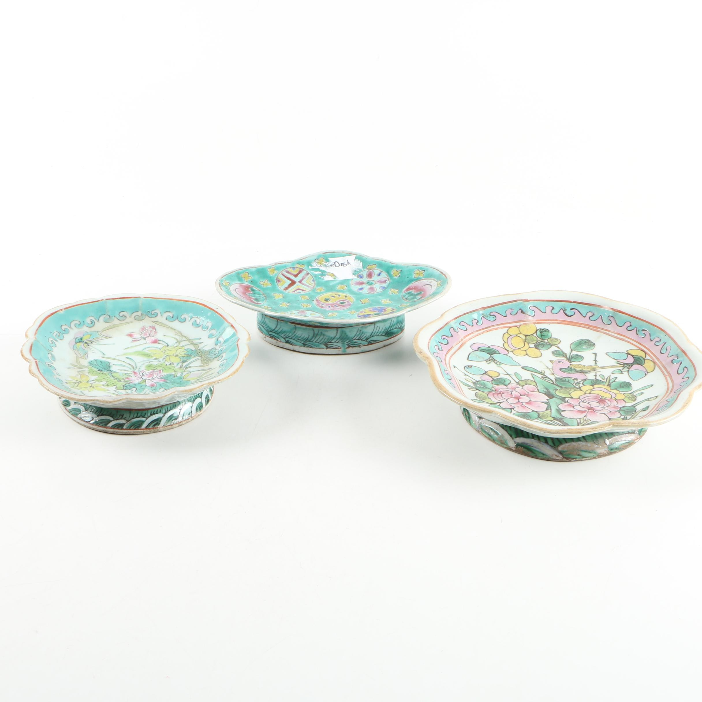 East Asian Porcelain Bowls