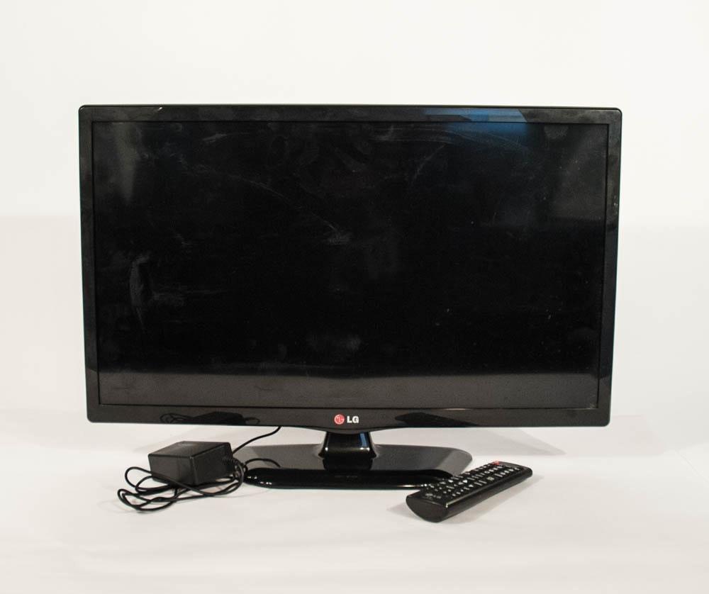 "LG 24"" LED 720p HDTV"