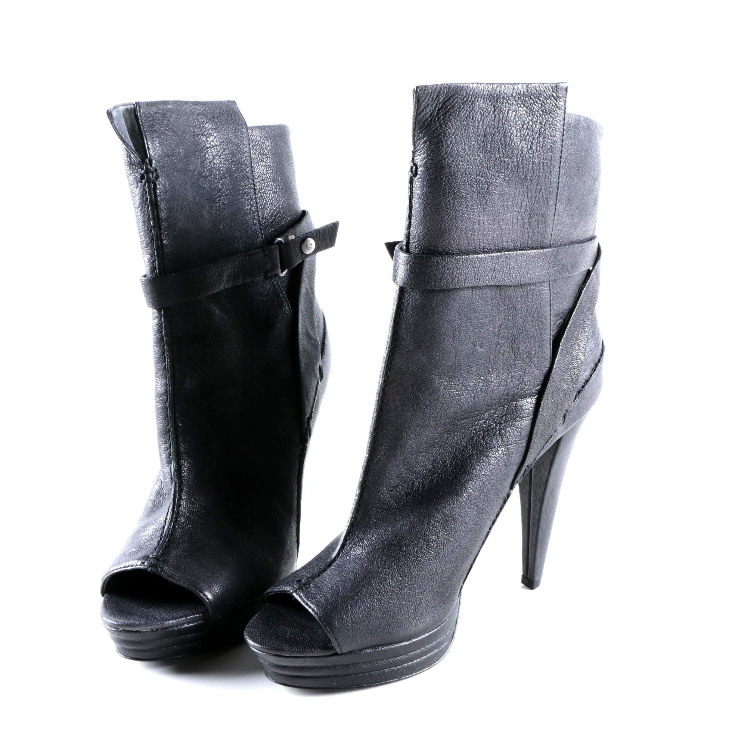 7 For All Mankind Raven Booties