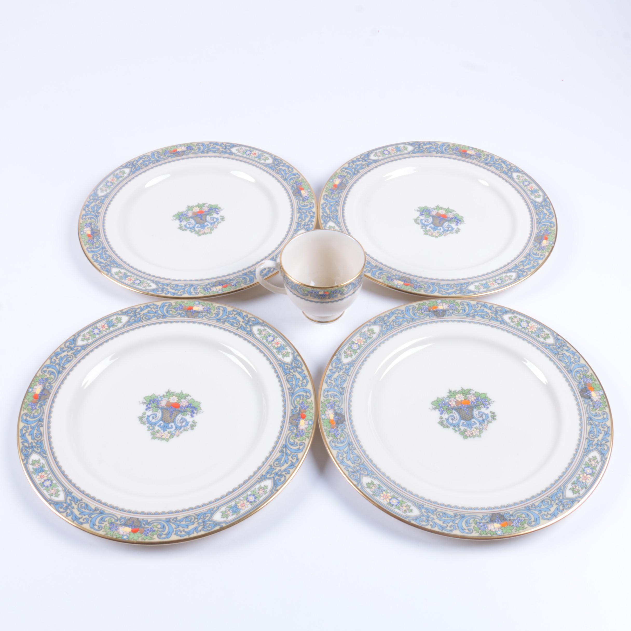 "Lenox ""Autumn"" Tableware"