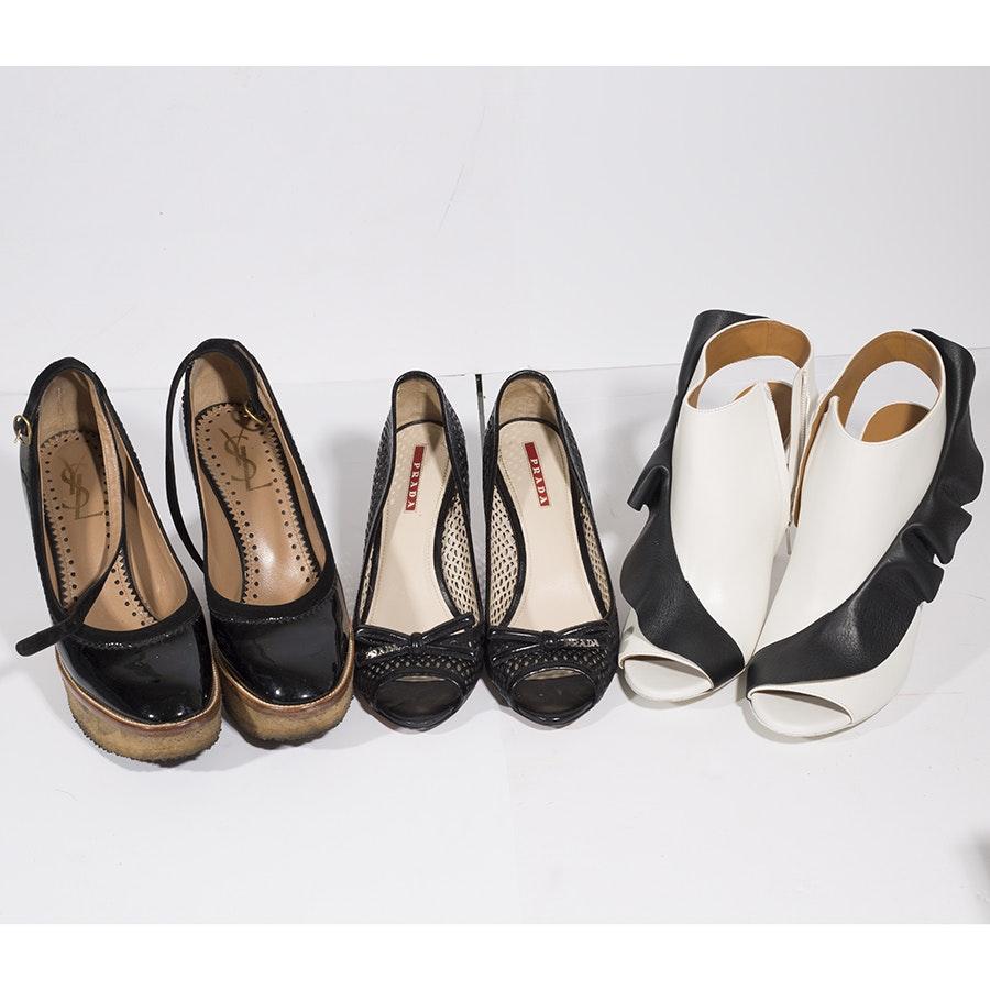 Women's Designer Shoes Including Balenciaga