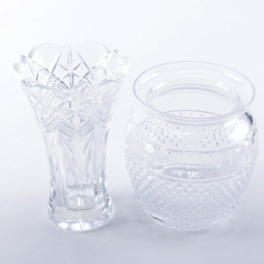 Mikasa Vase And Lenox Jar Ebth