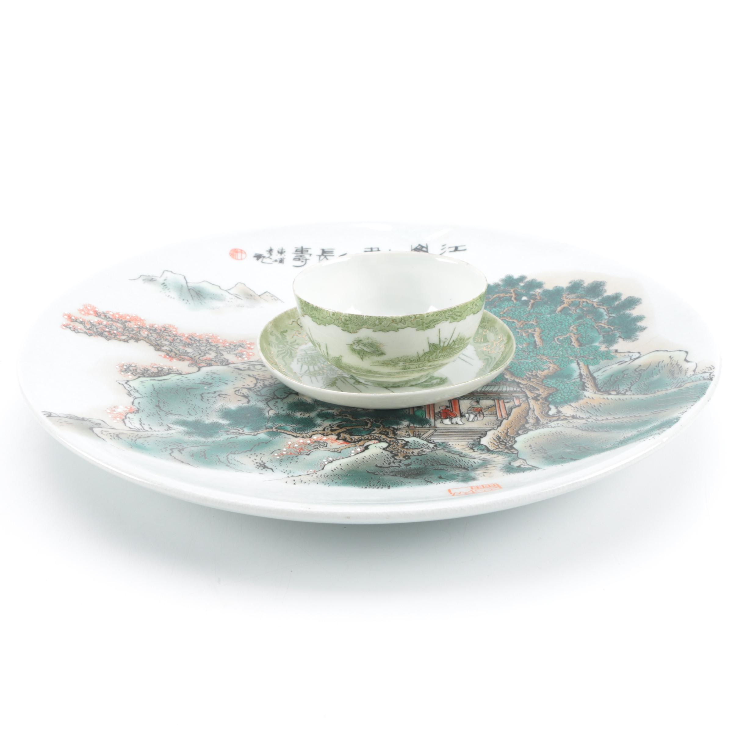 Decorative Porcelain Tableware