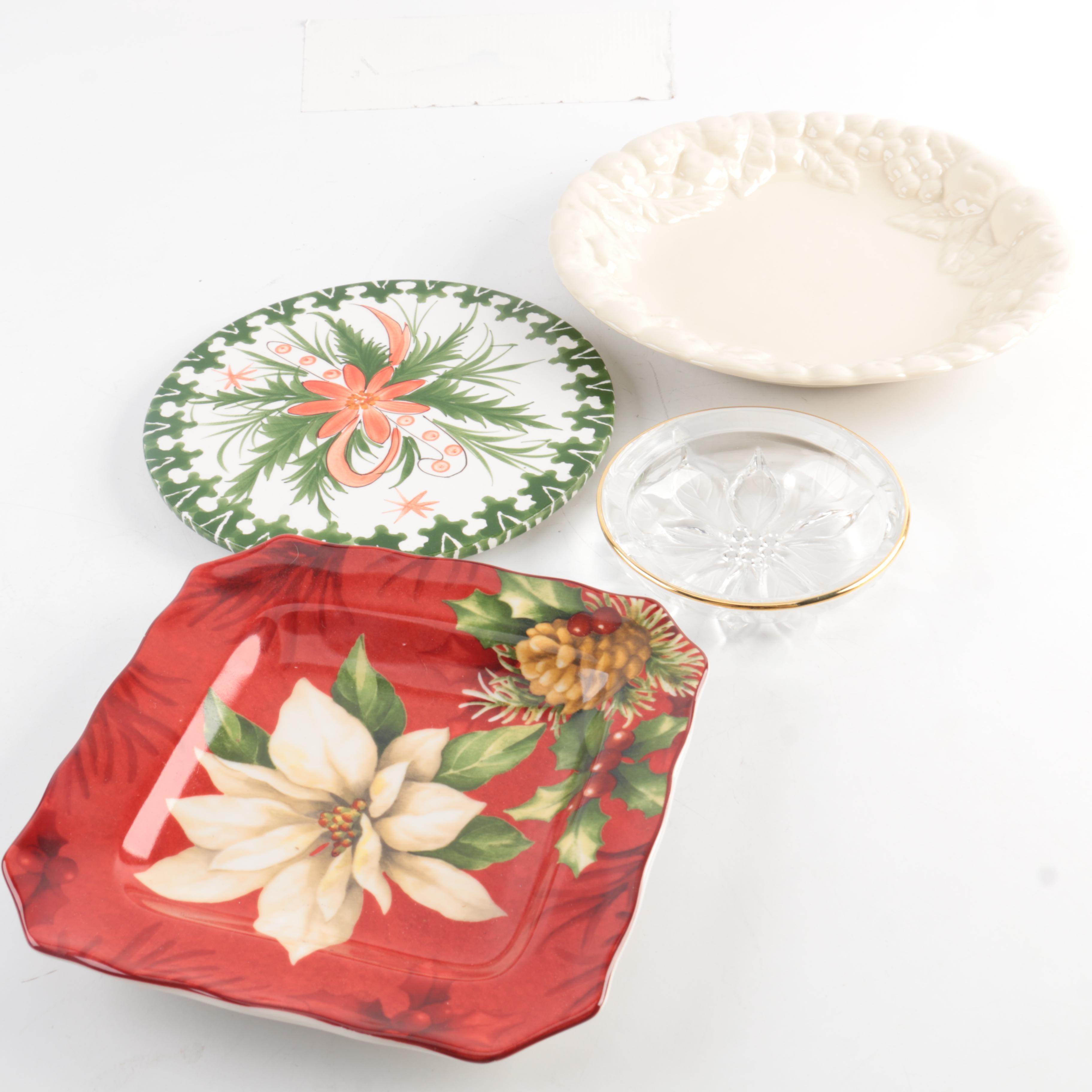 Selection of Seasonal Tableware