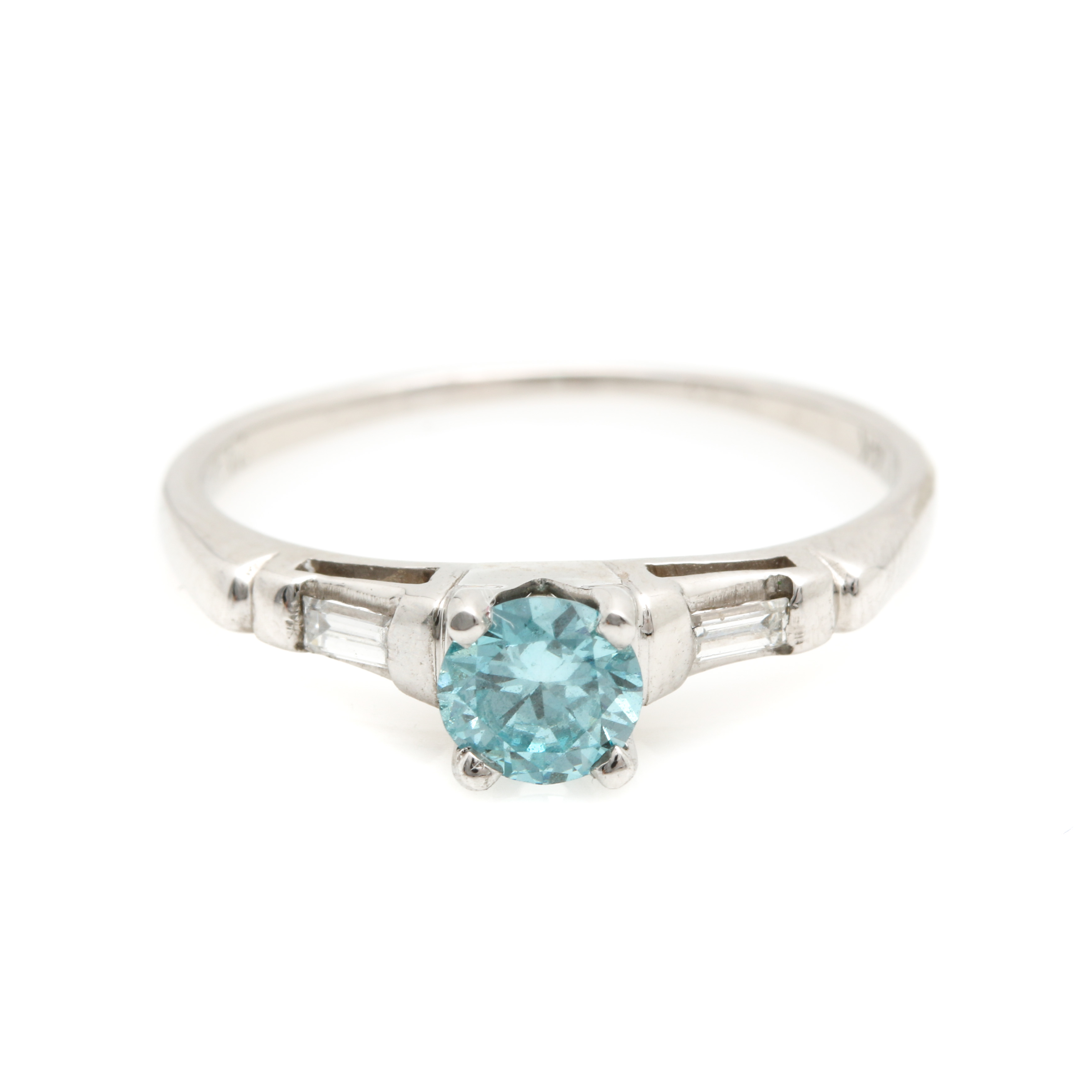 Image Result For Diamond Rings With Baguette Shoulders
