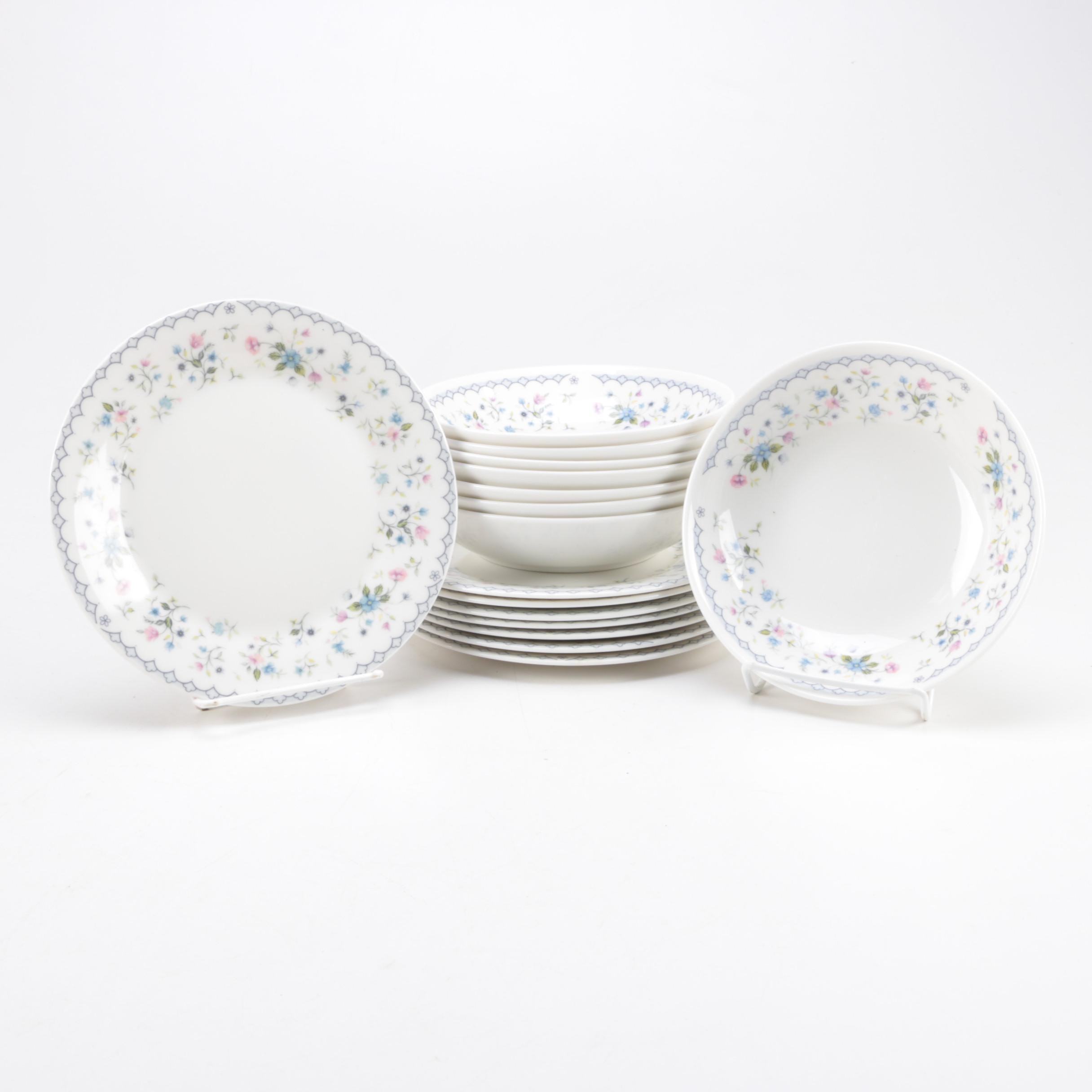Royal Vale Floral Plates and Bowls