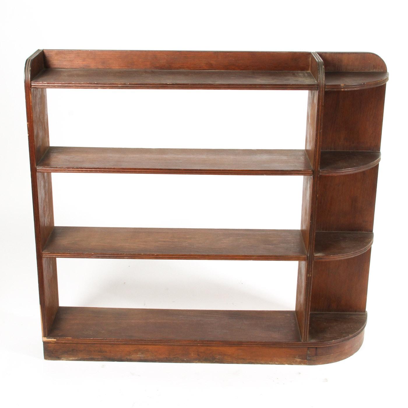 1930s Deco Style Bookshelf