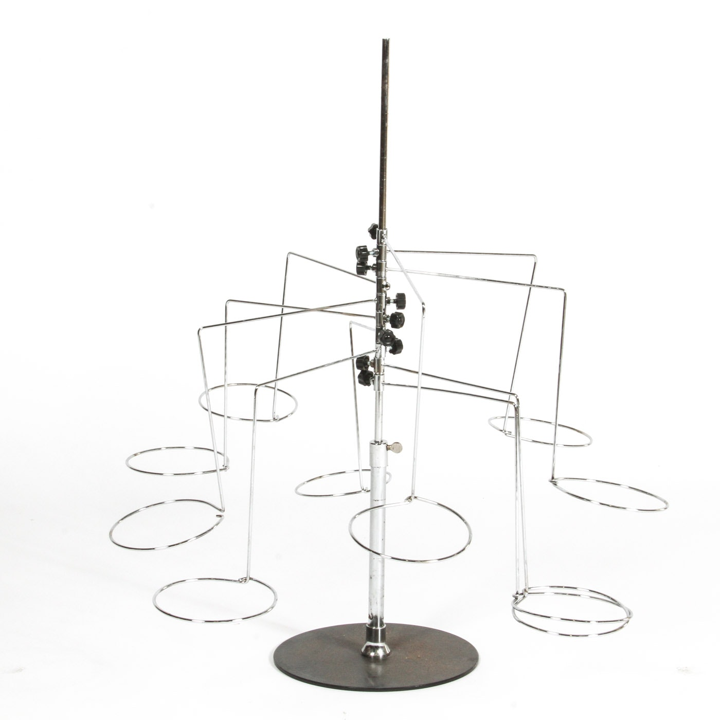 Stainless Steel Hat Rack Stand