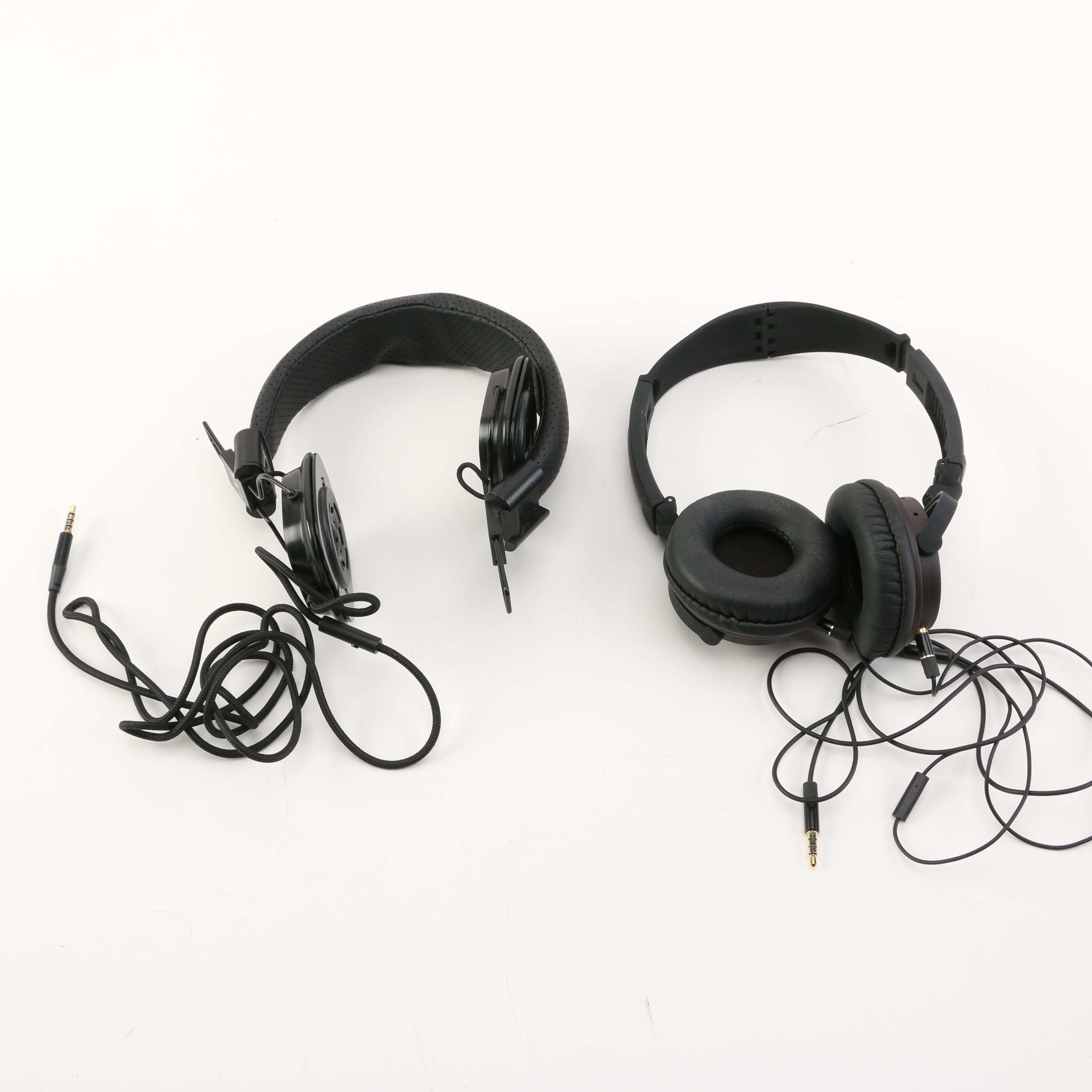 Pair of Vintage Headphones