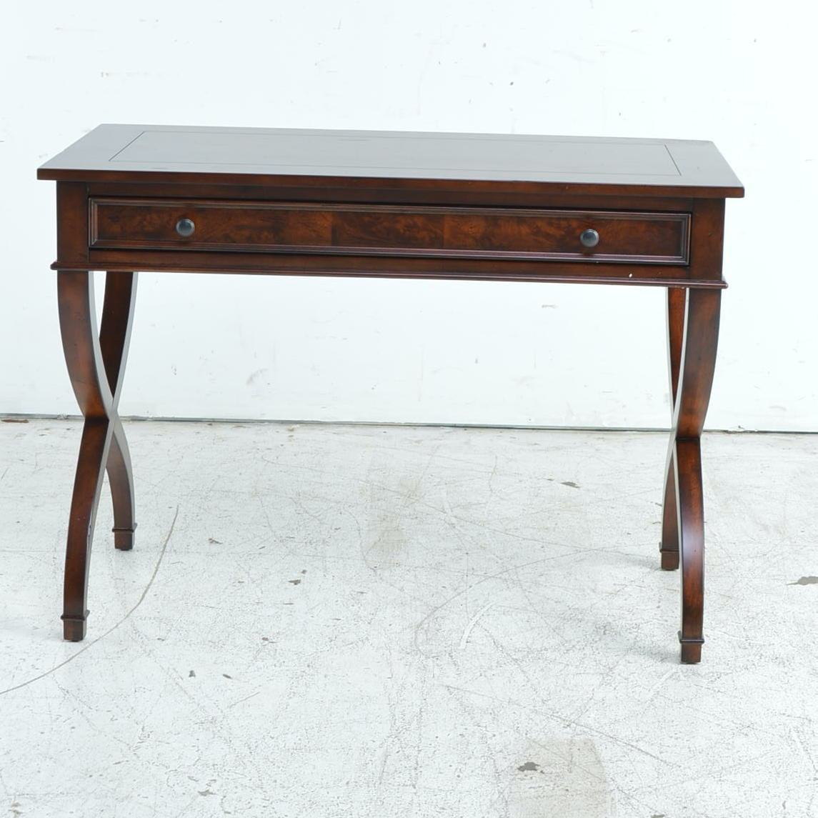 French Consulate Style Sofa Table