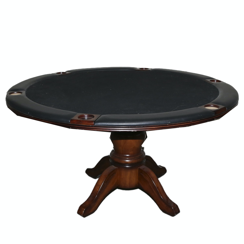 Pedestal Base Game Table