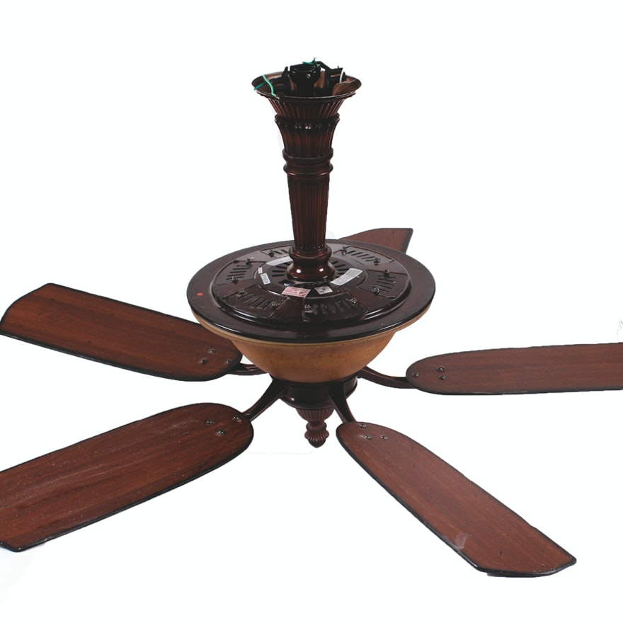Hampton Bay Ansley Ceiling Fan Ebth