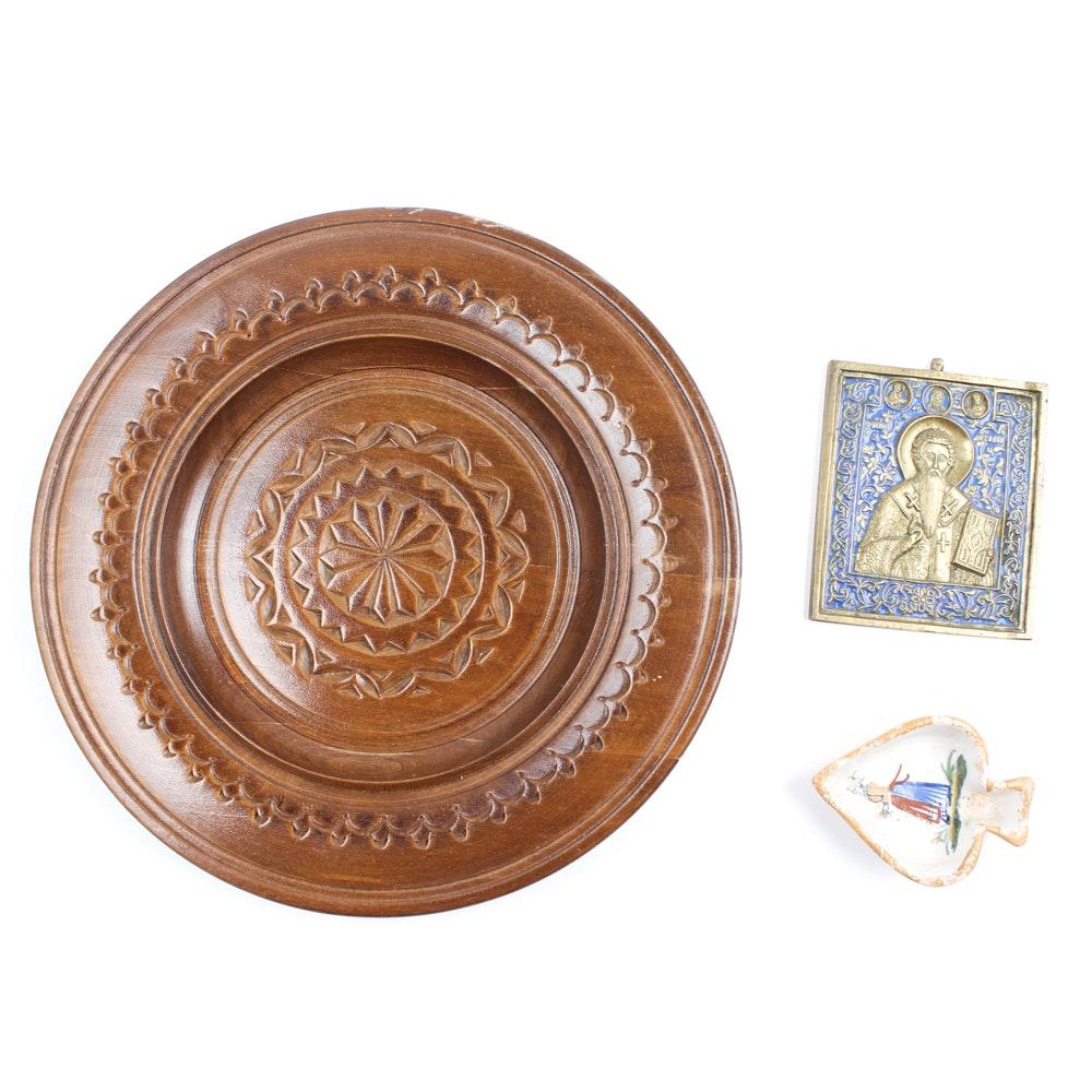 Bulgarian Folk Art Decor