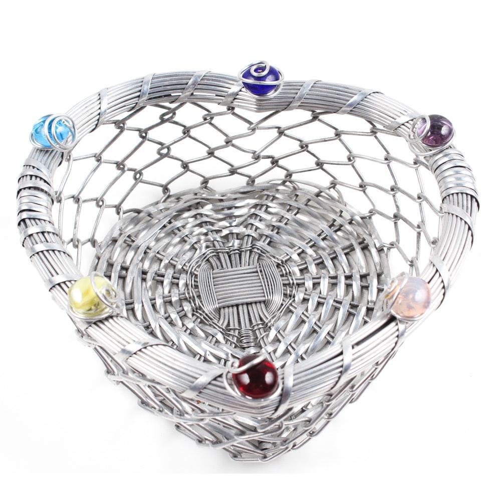 Darry Rees Original Wire Basket