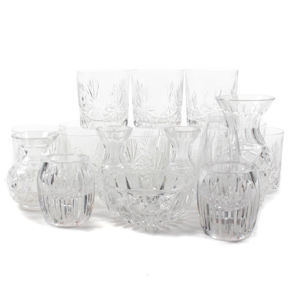 Waterford Crystal and Glassware