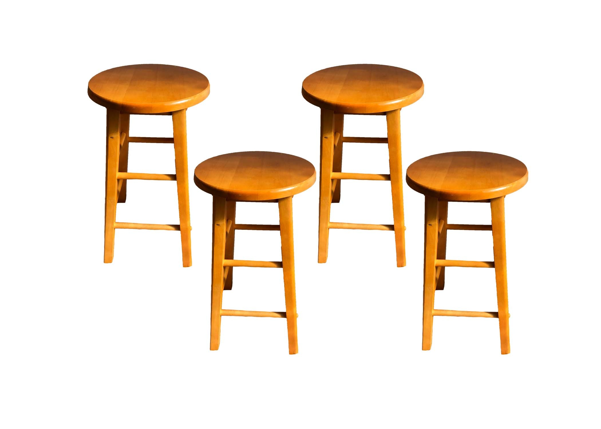 Four Counter Stools