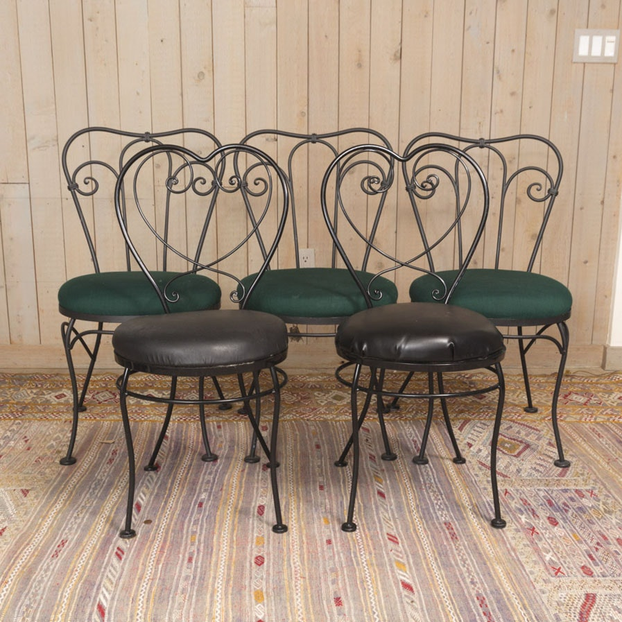 Bistro Style Chairs ...