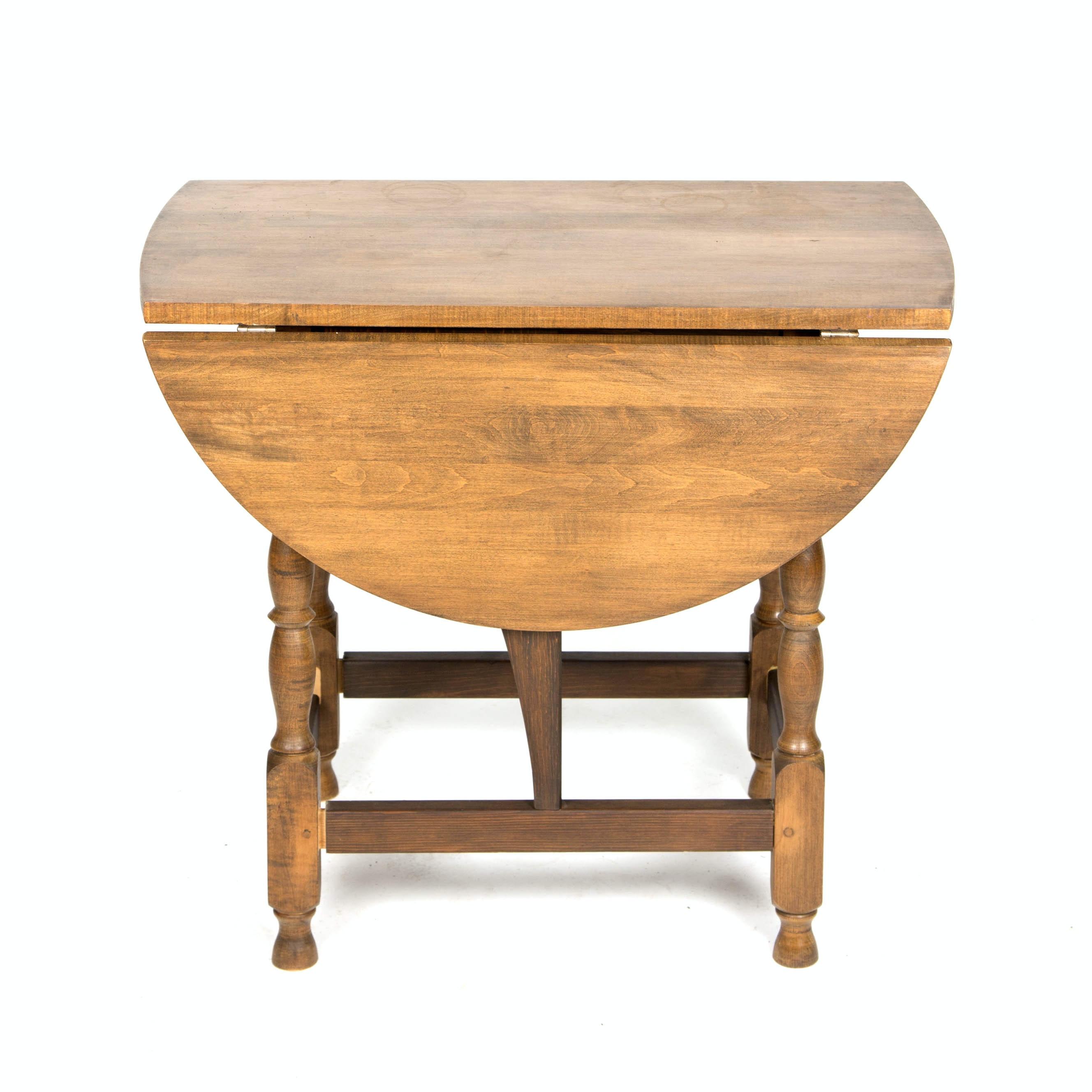 Vintage Drop-Leaf Table