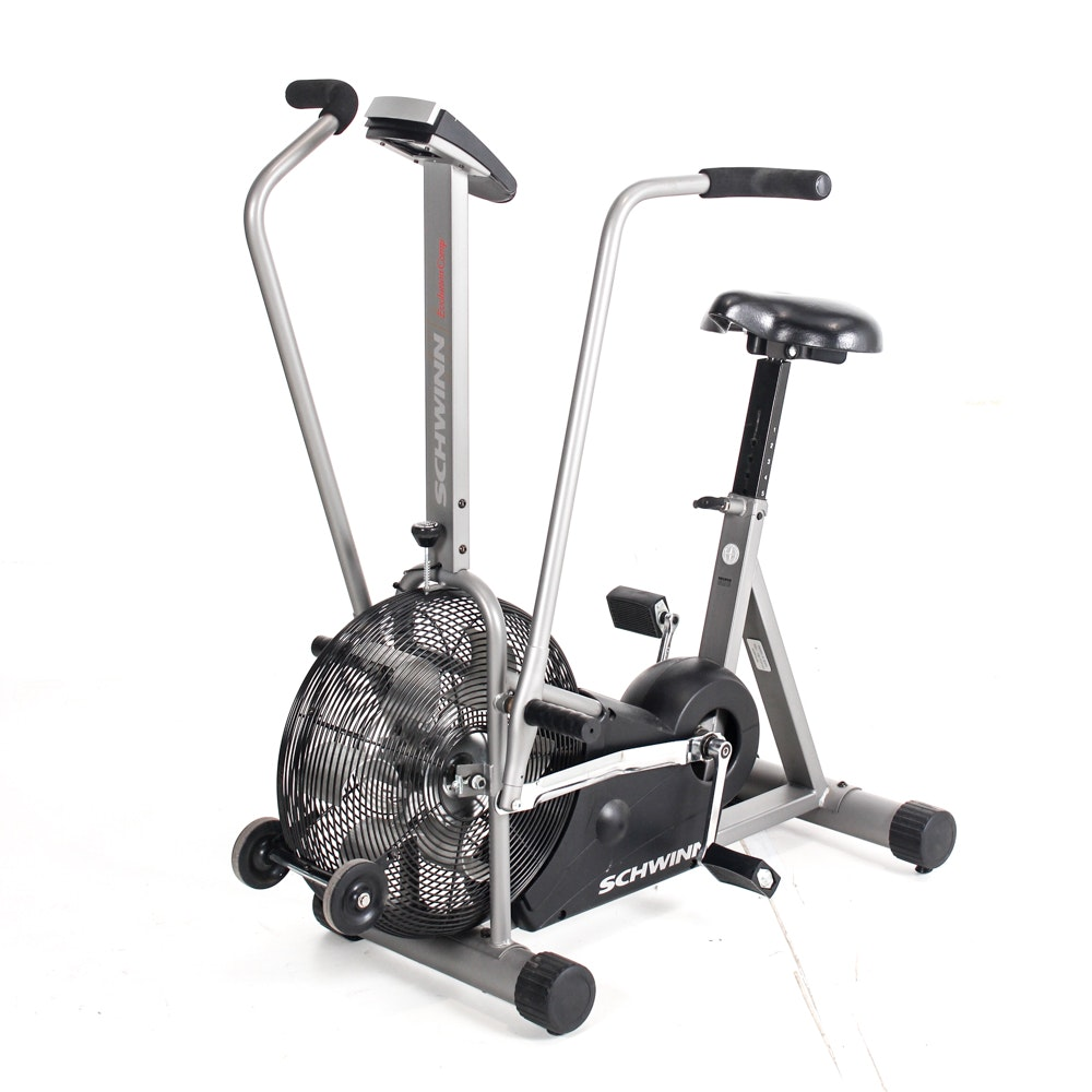 Schwinn Evolution Comp Airdyne Exercise Bike