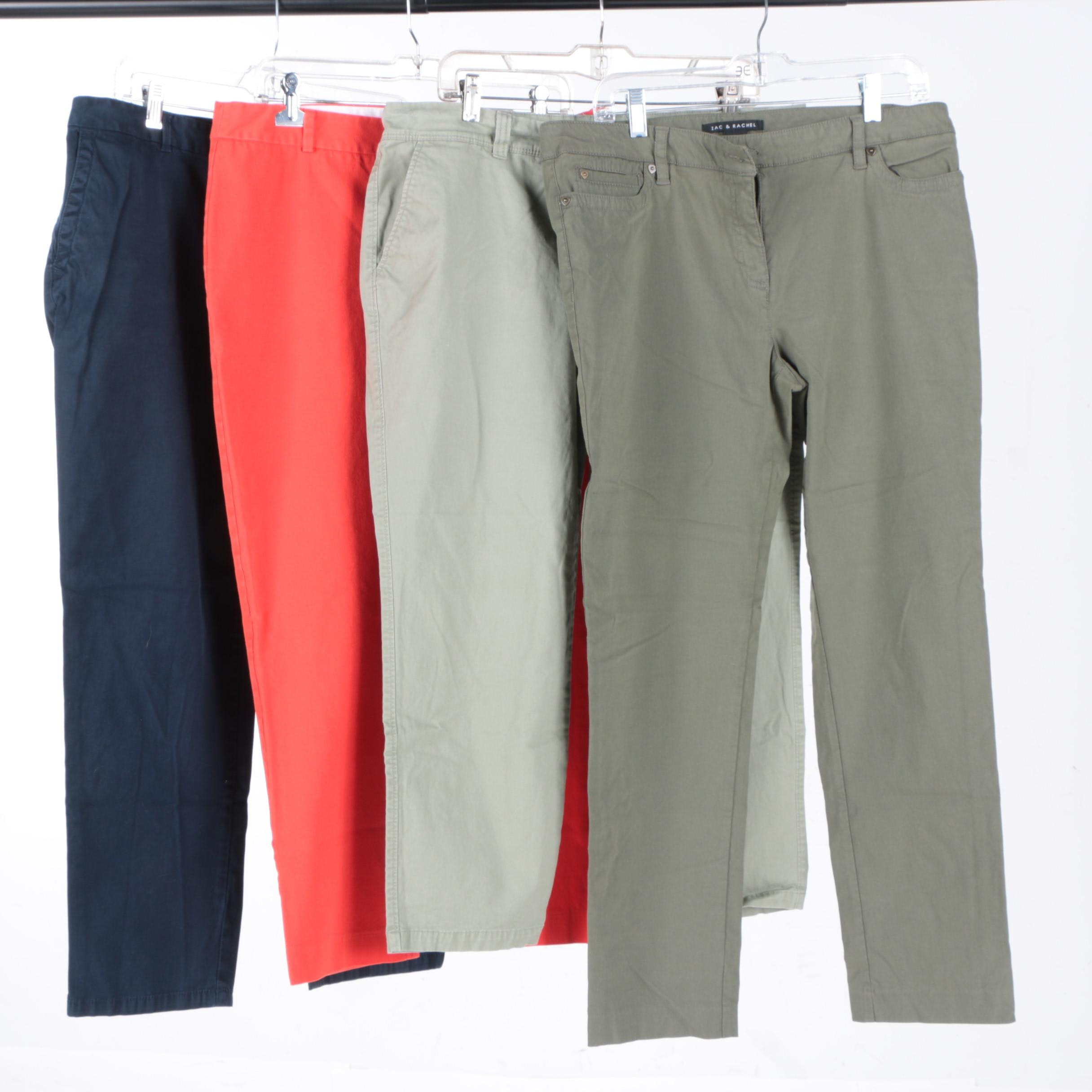 Women's Pants Including Talbots