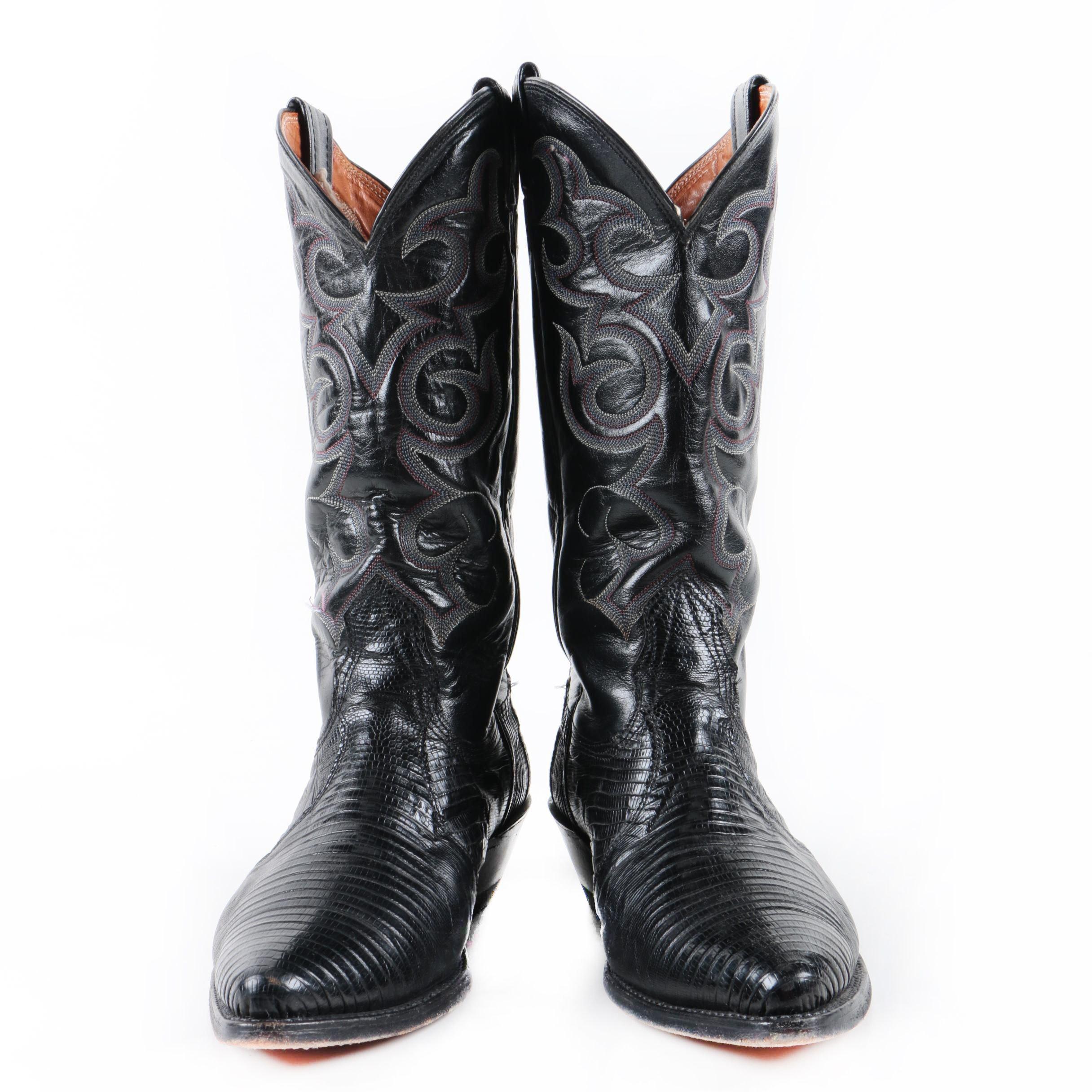 Sole Tech Men's Cowboy Boots