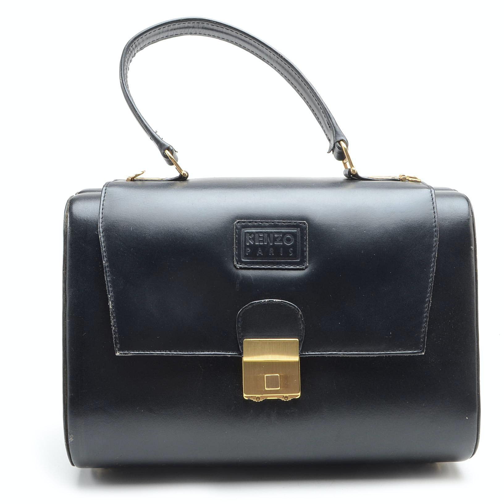 Vintage Kenzo Paris Handbag