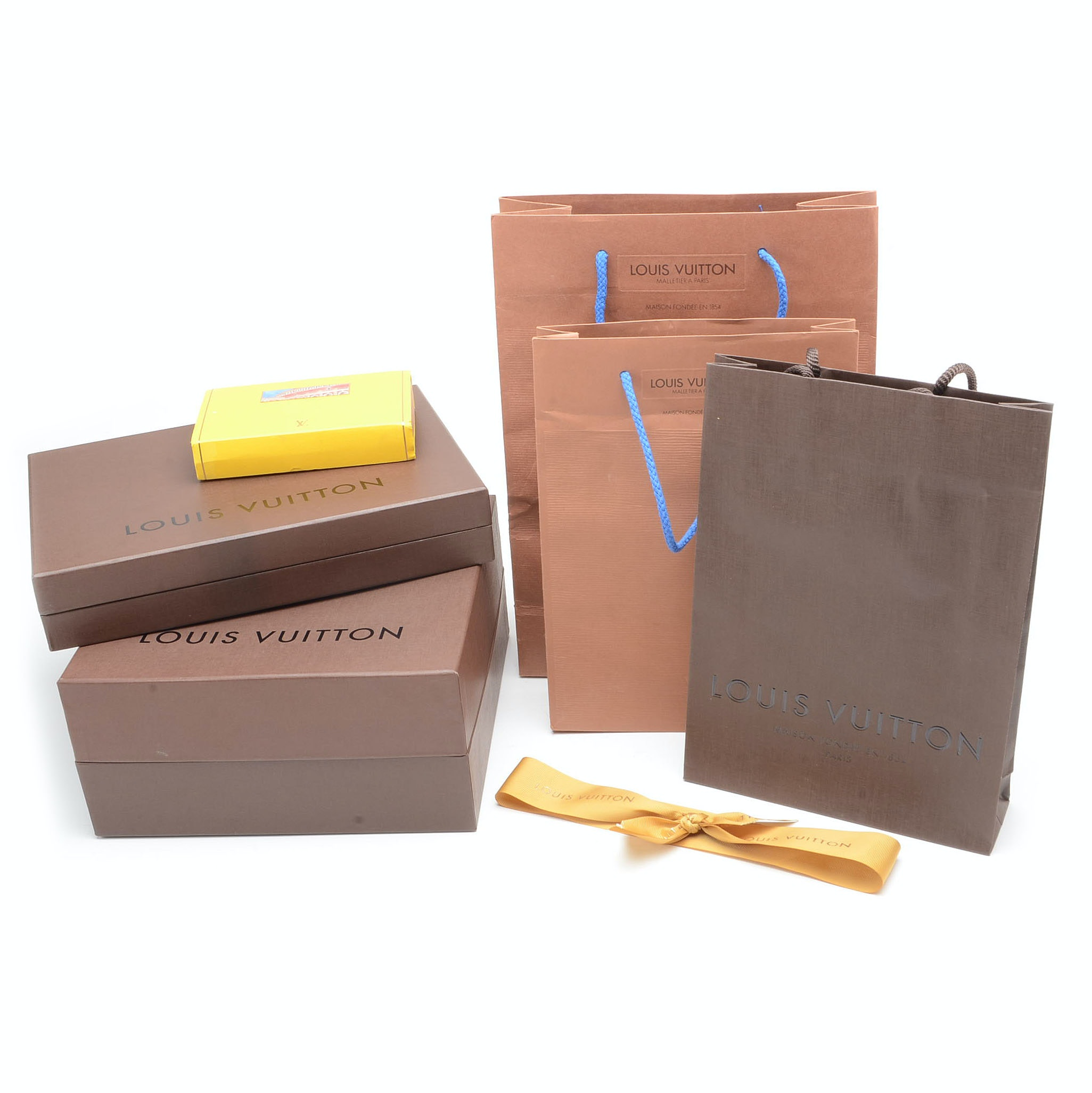 Louis Vuitton Boxes and Bags