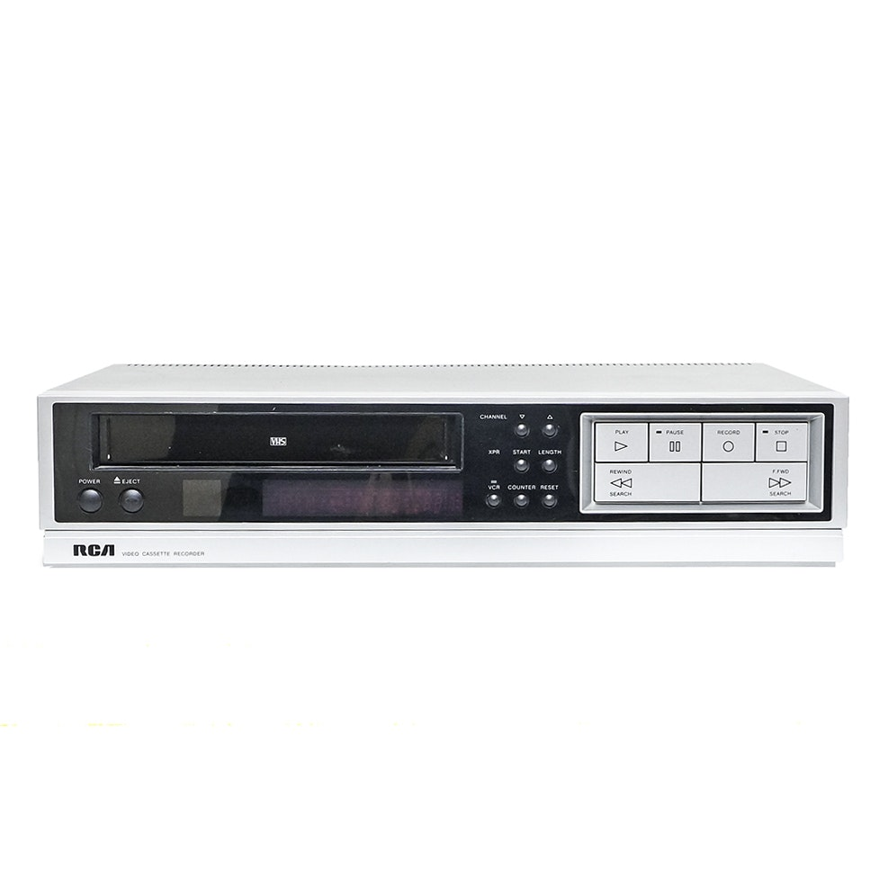 Vintage RCA VCR