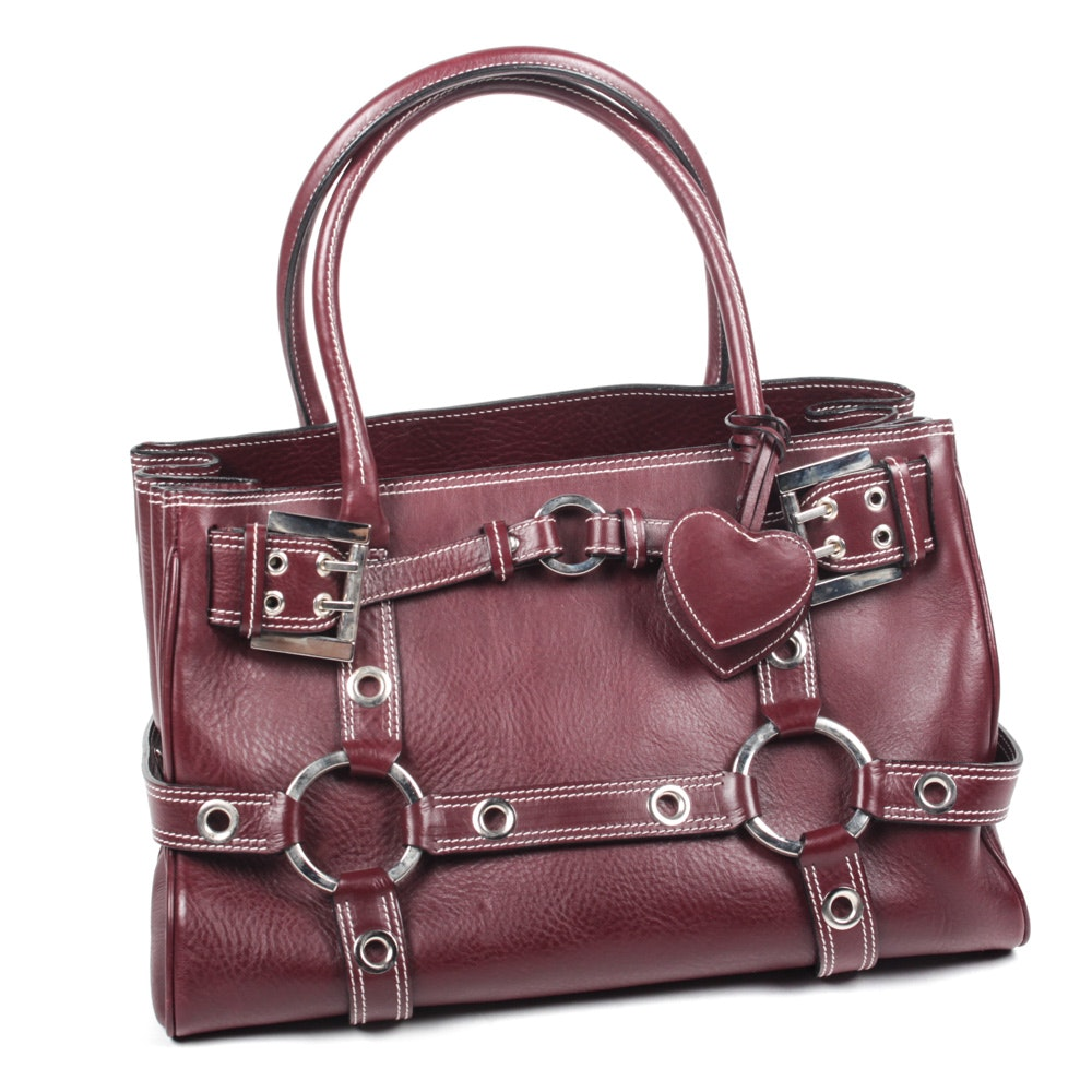 "Luella ""Giselle"" Leather Handbag"