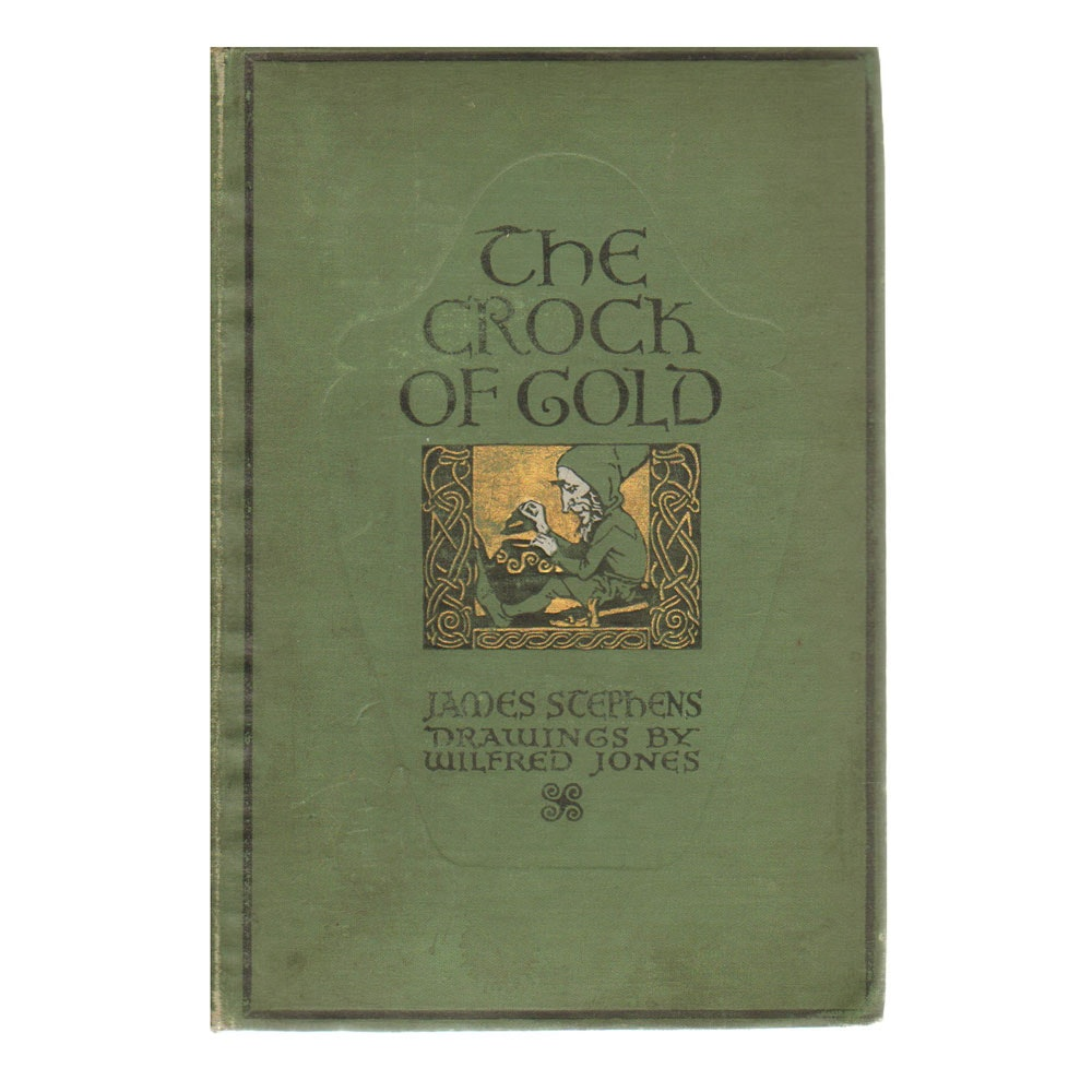 "1922 ""The Crock of Gold"" by James Stephens"