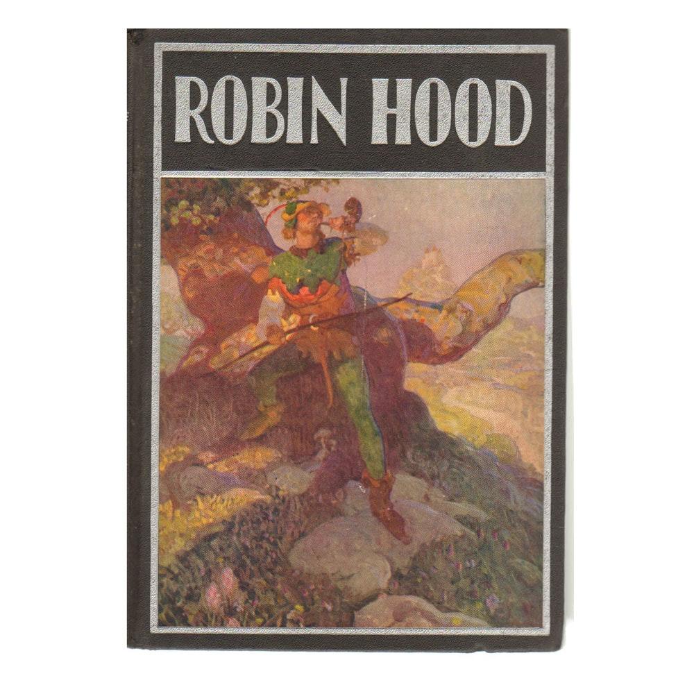 """1938 """"Robin Hood"""" by Edith Heal"""