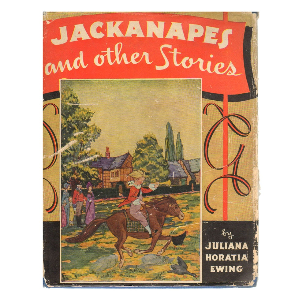 """Jackanapes and Other Stories"" by Juliana Horatia Ewing"
