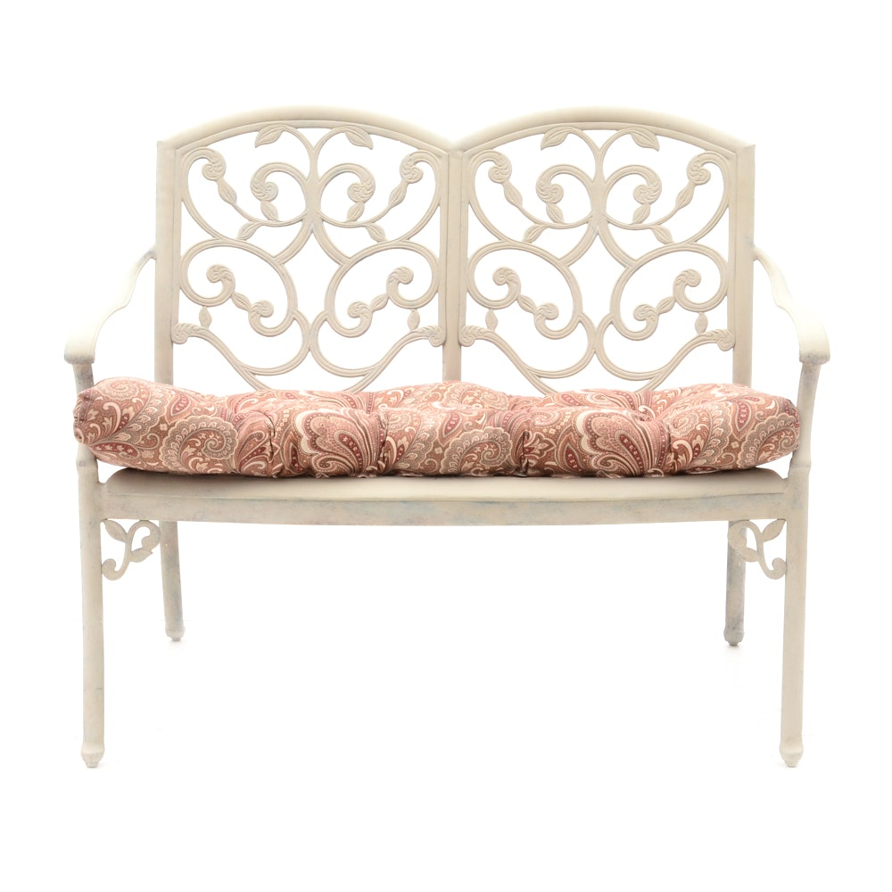 """Garden Treasures"" Patio Loveseat"