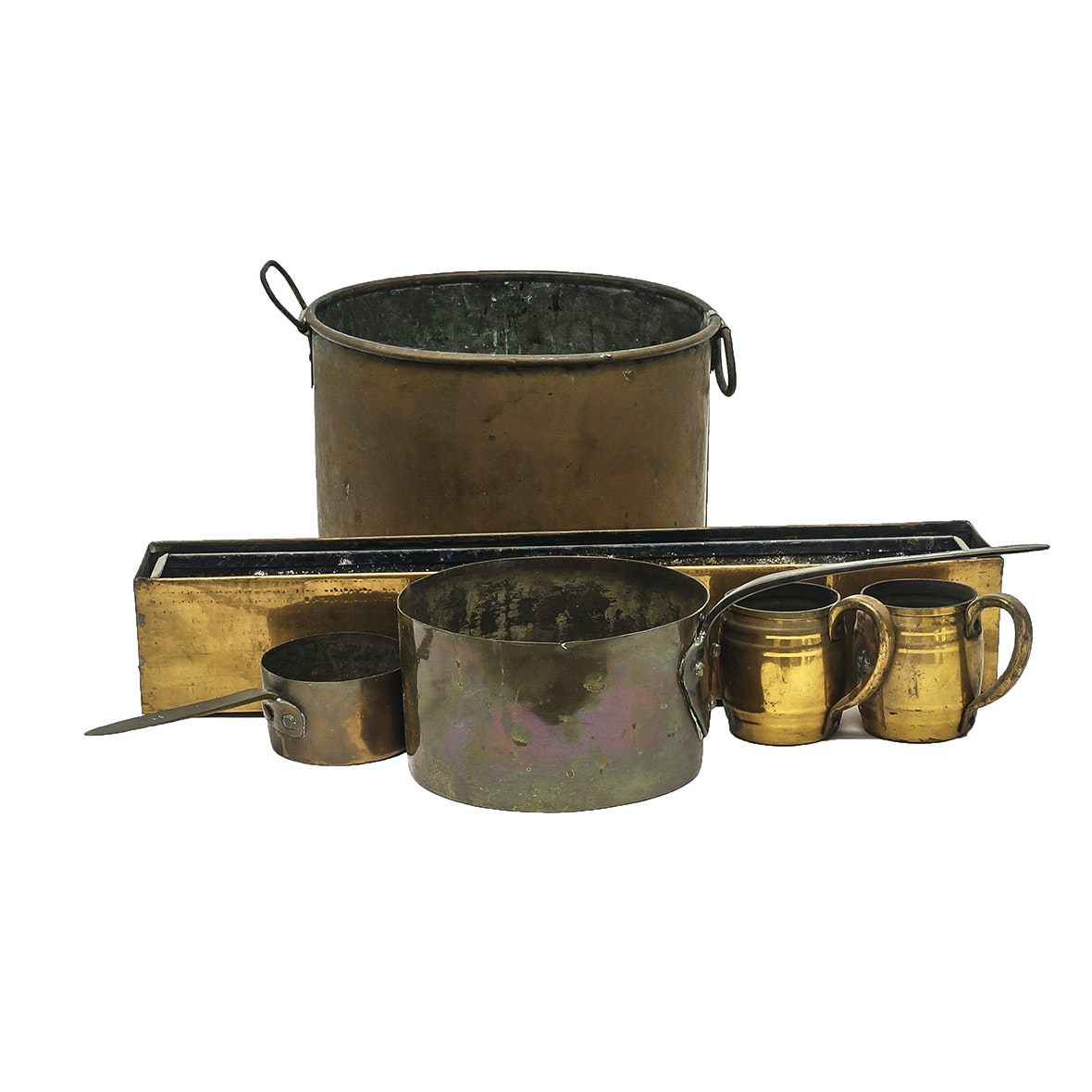 Assorted Copper Kitchenware and Décor