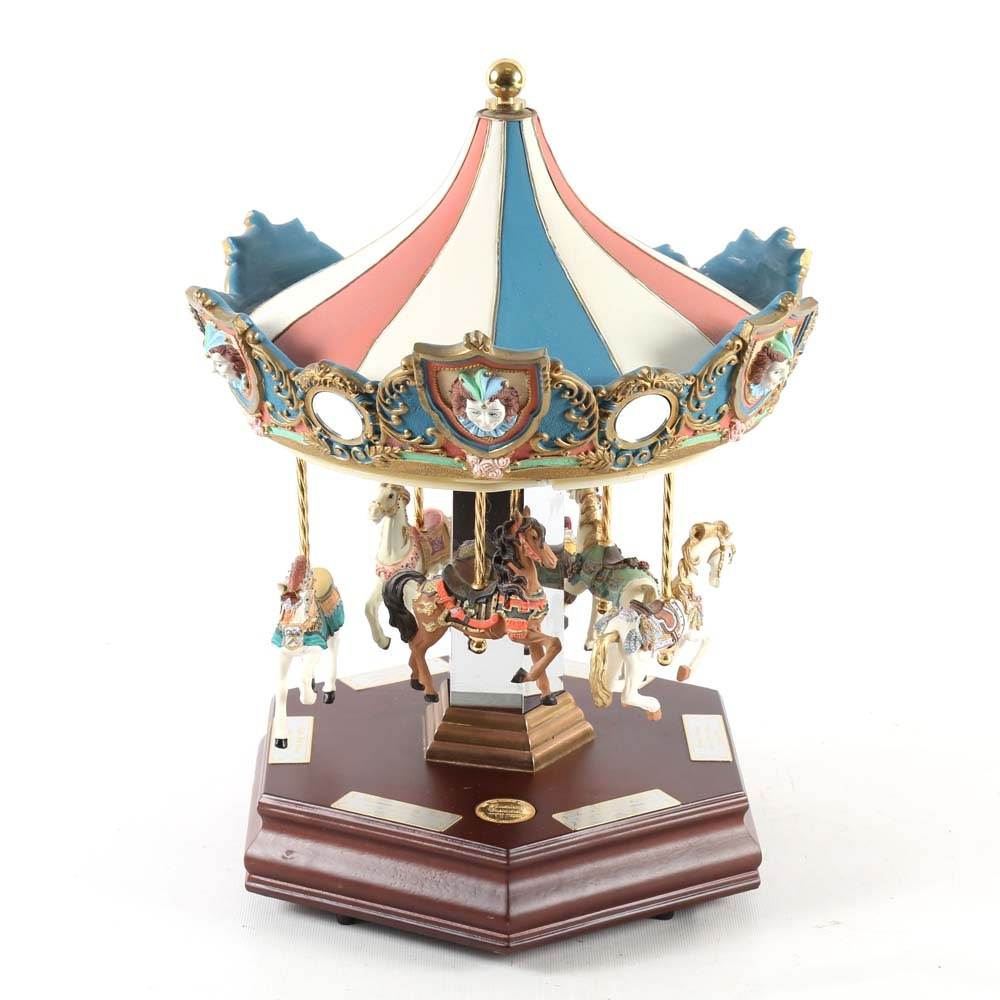 The San Francisco Music Box Company Carousel