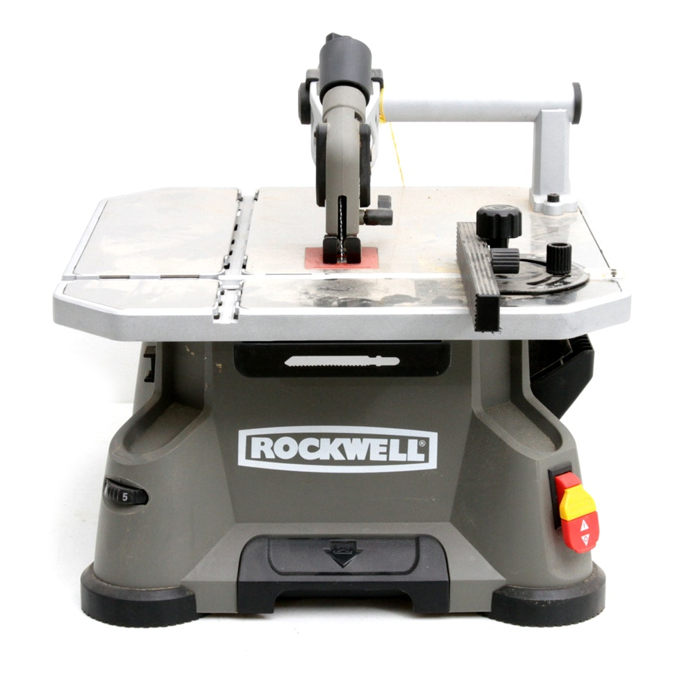 Rockwell Bladerunner Tabletop Saw
