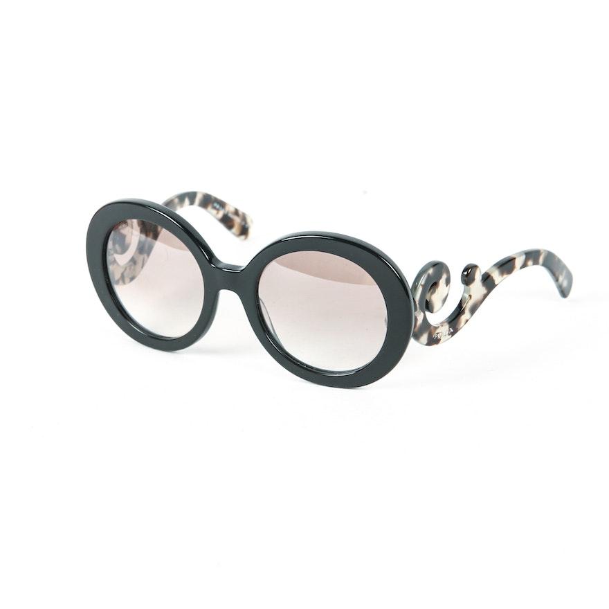 dd8cedbb66 Prada Baroque Sunglasses   EBTH