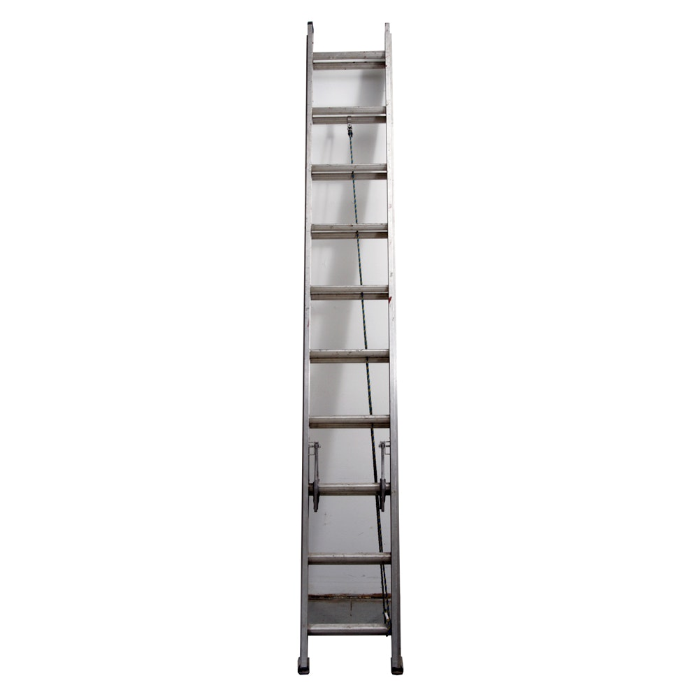 20' Werner Aluminum Ladder