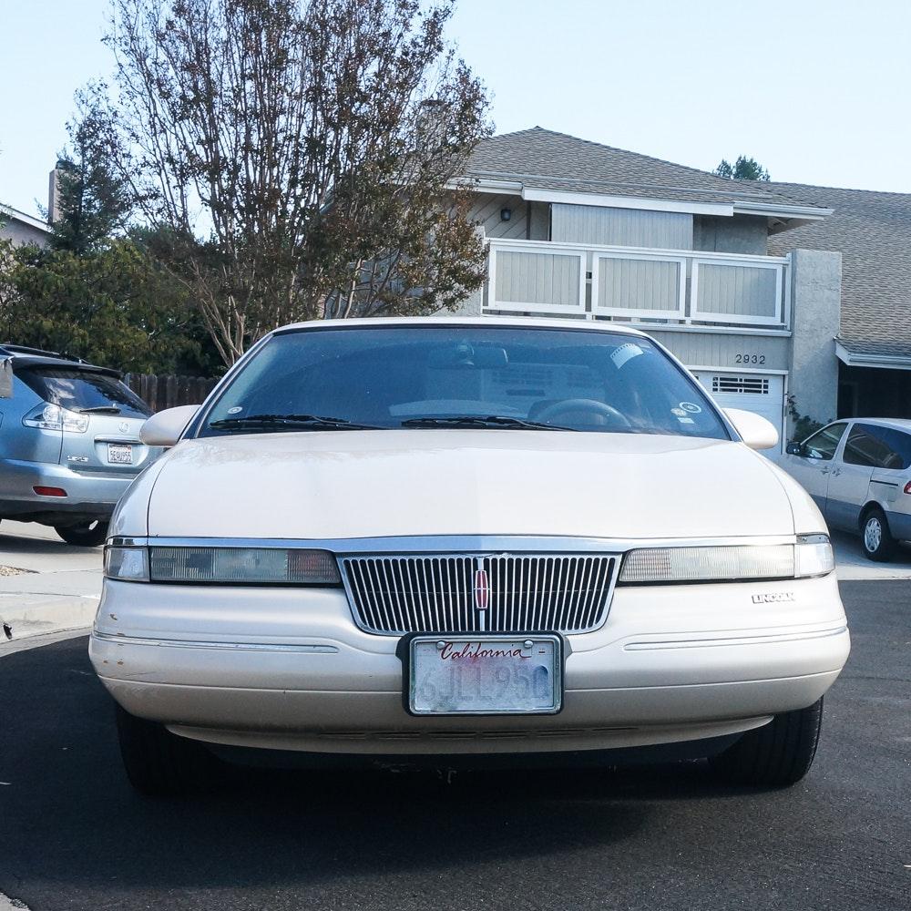 1996 Lincoln Mark VIII Coupe Diamond Anniversary