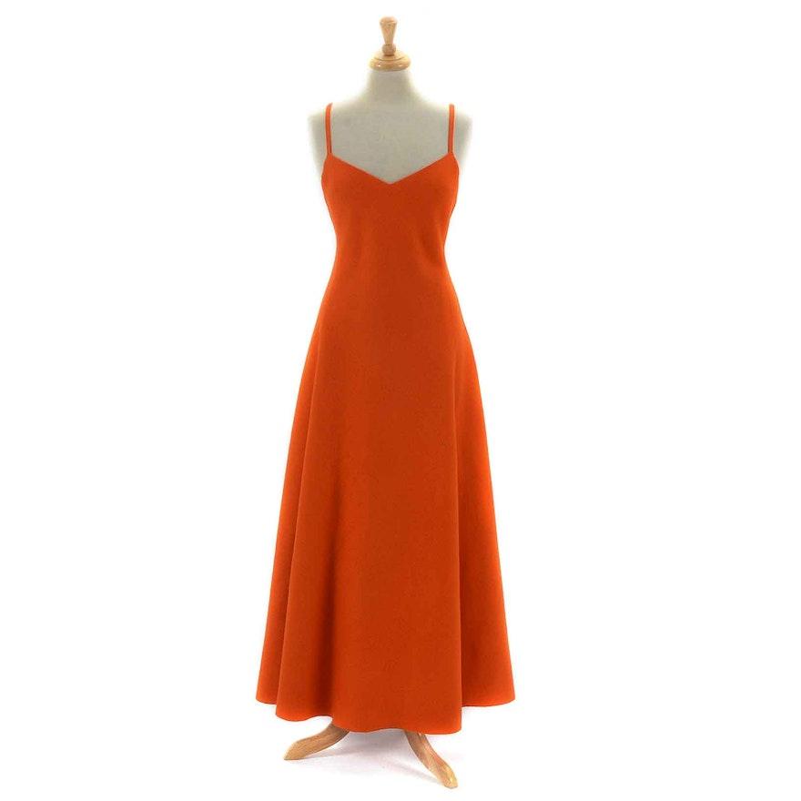 Vintage Ralph Lauren Evening Gown : EBTH