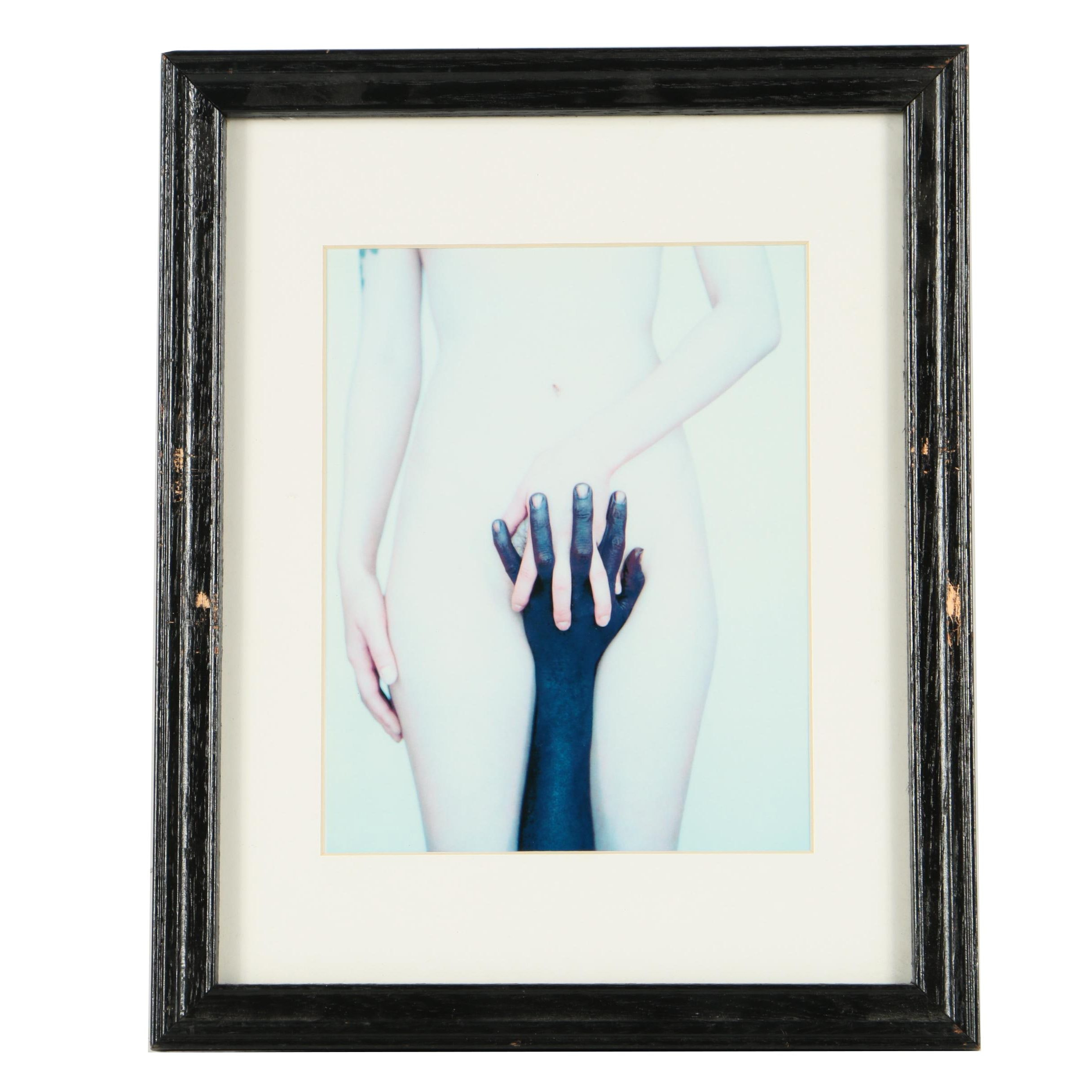 """Barron Claiborne Limited Edition Photographic Print from """"Africanus"""" Series"""