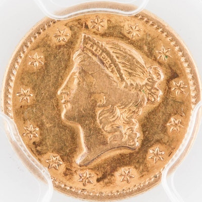 Collectibles, Currency, Jewelry & More