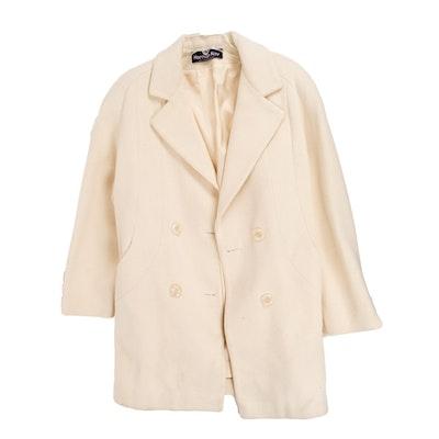 Evan Picone Women's Wool Coat : EBTH