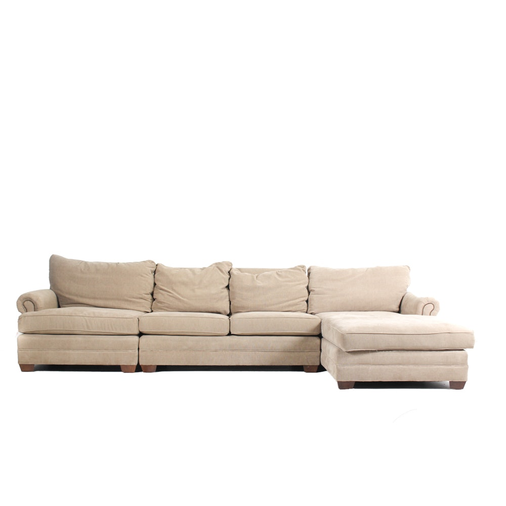 Sam Moore Sectional Sofa