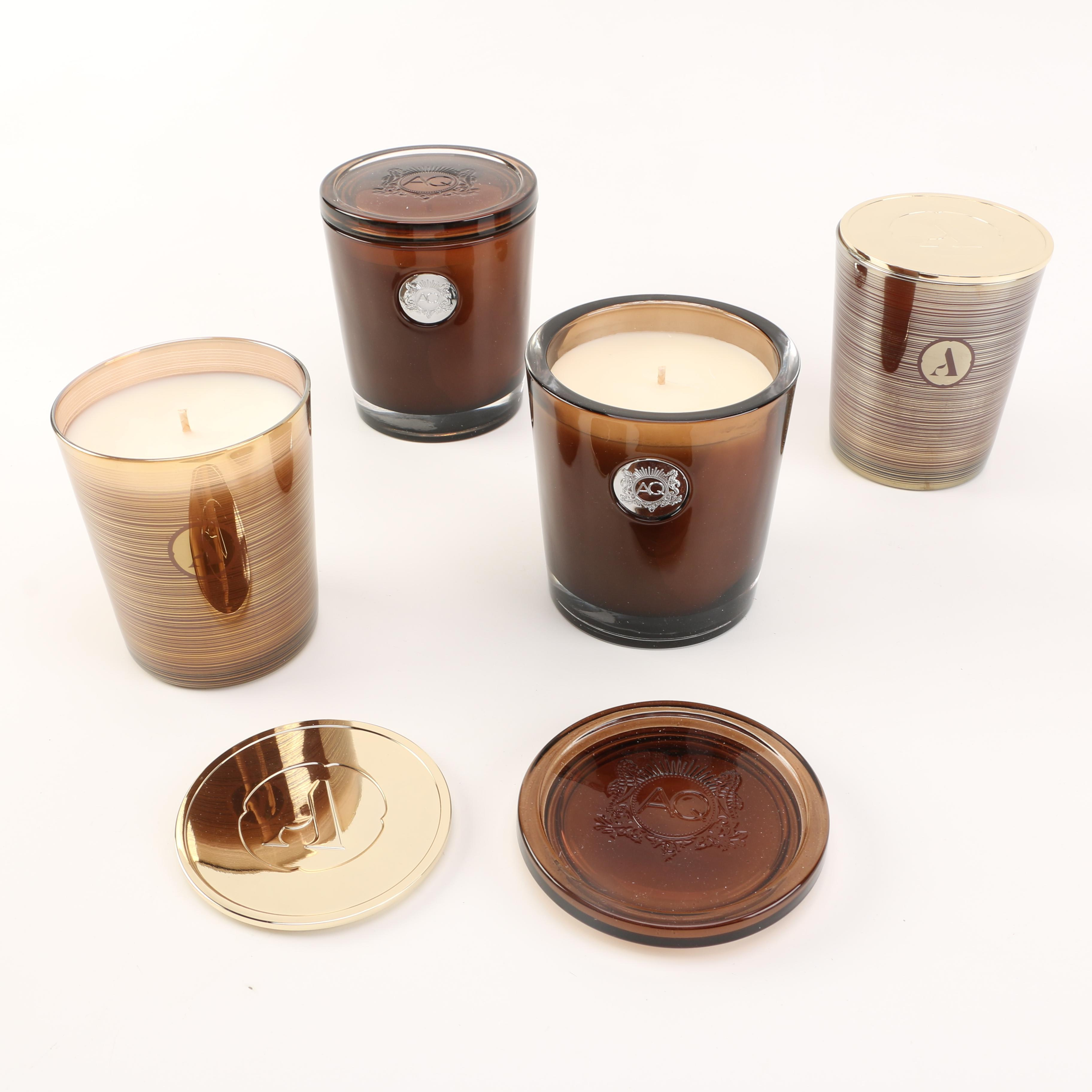 Aquiesse Lidded Scented Candle Set