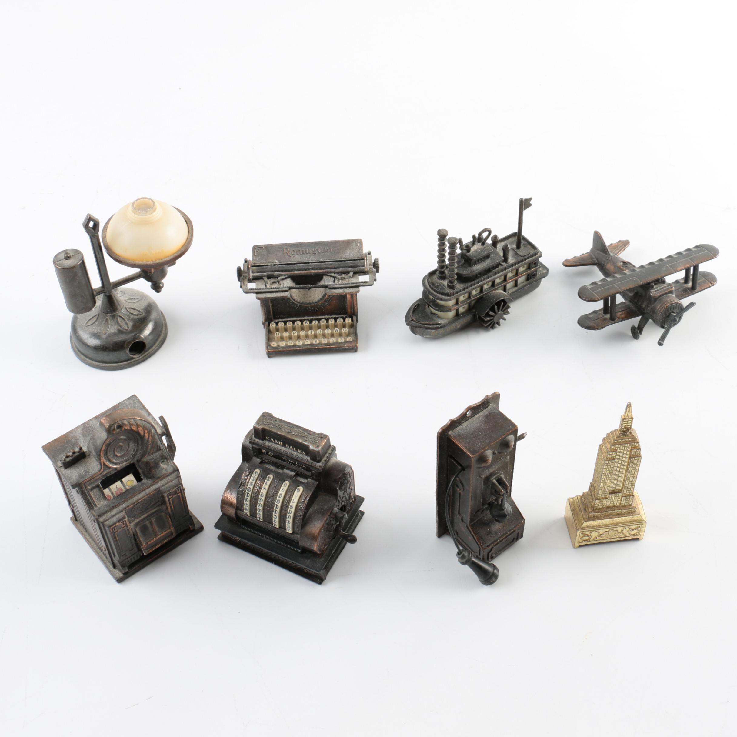 Decorative Pencil Sharpeners