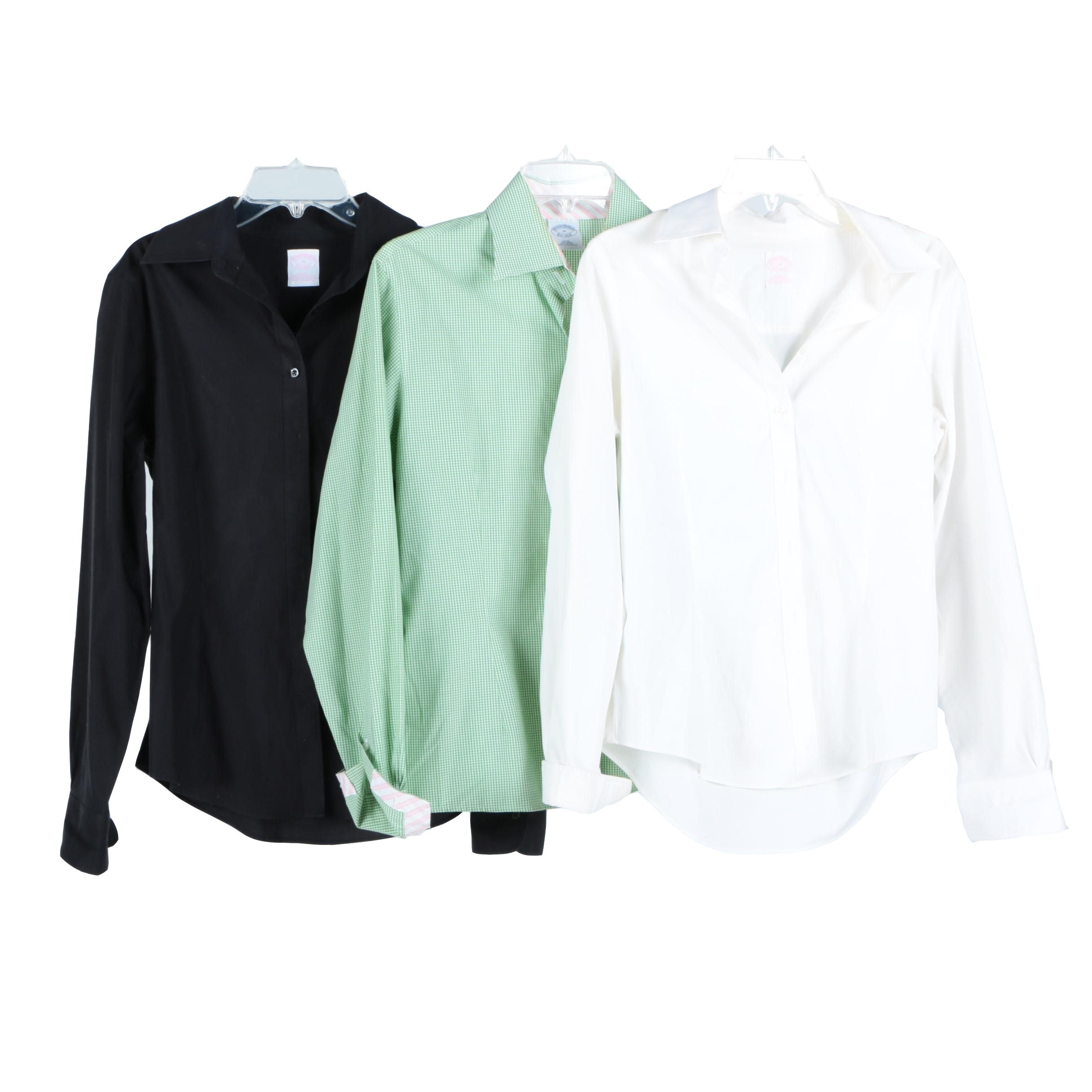 Women's Brooks Brothers Button-Down