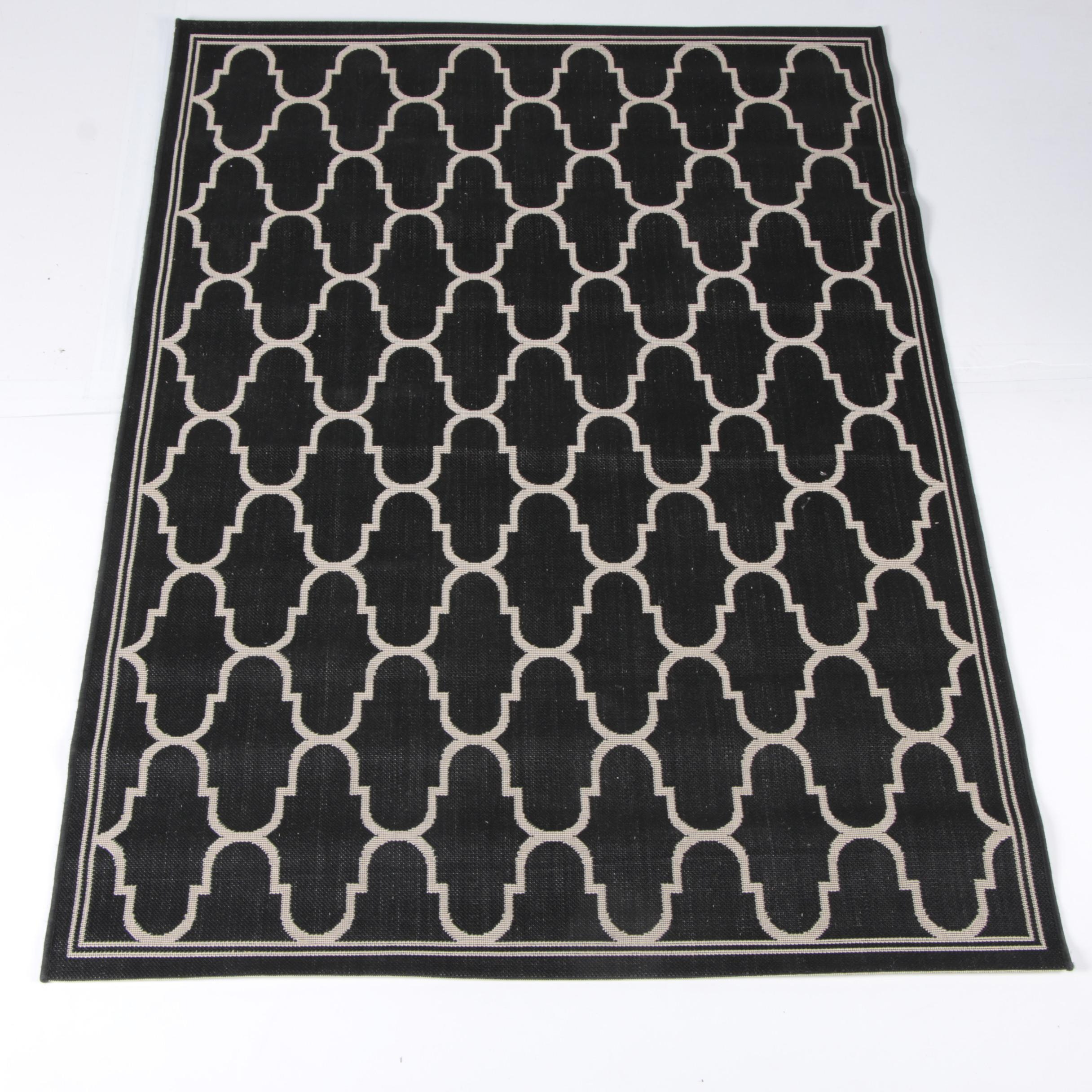 "Safavieh ""Courtyard"" Indoor/Outdoor Area Rug"