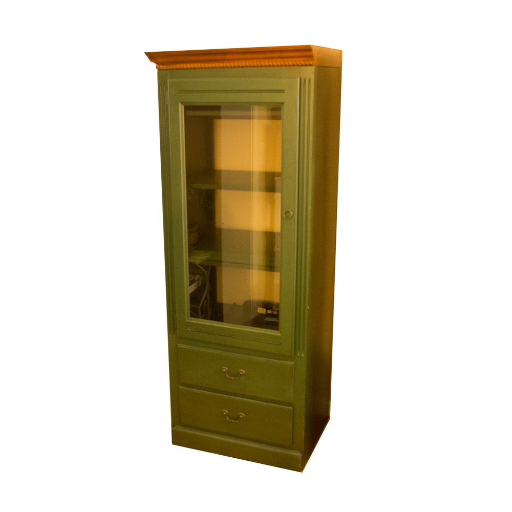 Farmhouse Style Cabinet by Ethan Allen
